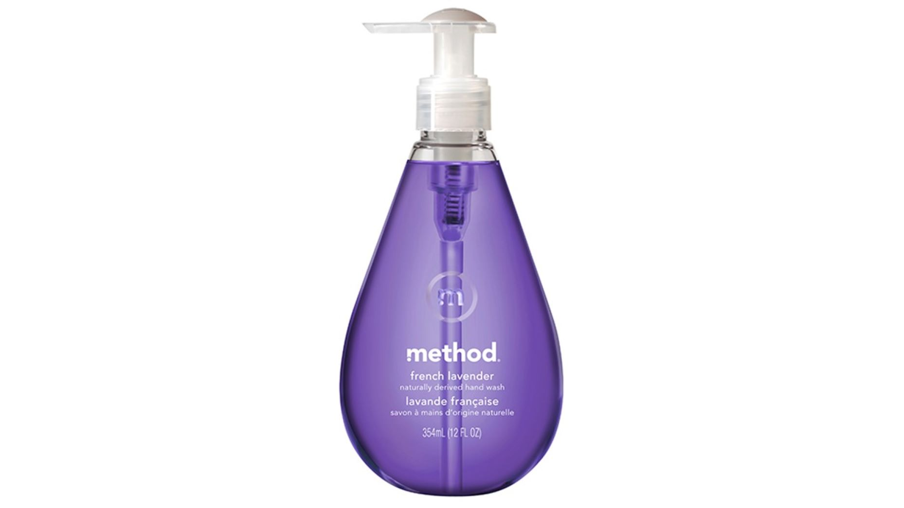 method Nestesaippua French Lavender 354ml