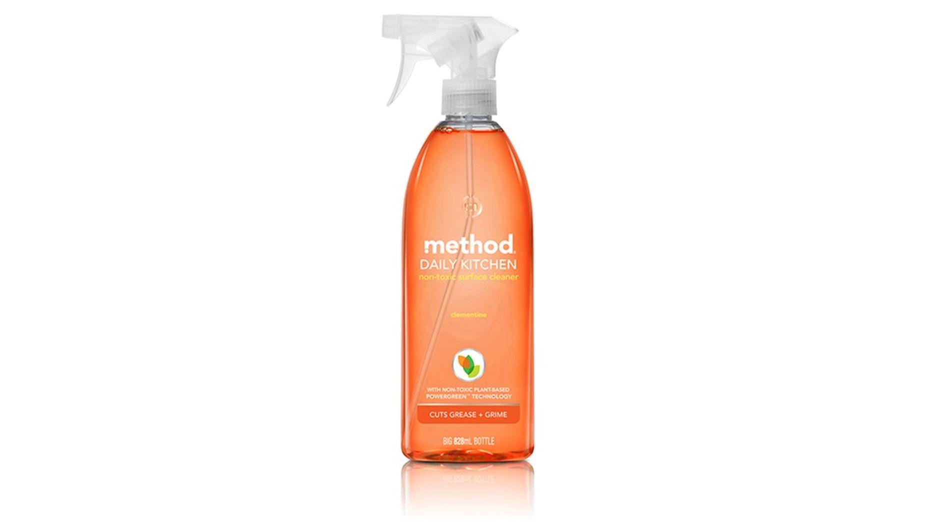 method Keittiön puhdistusaine Klementiini 828ml