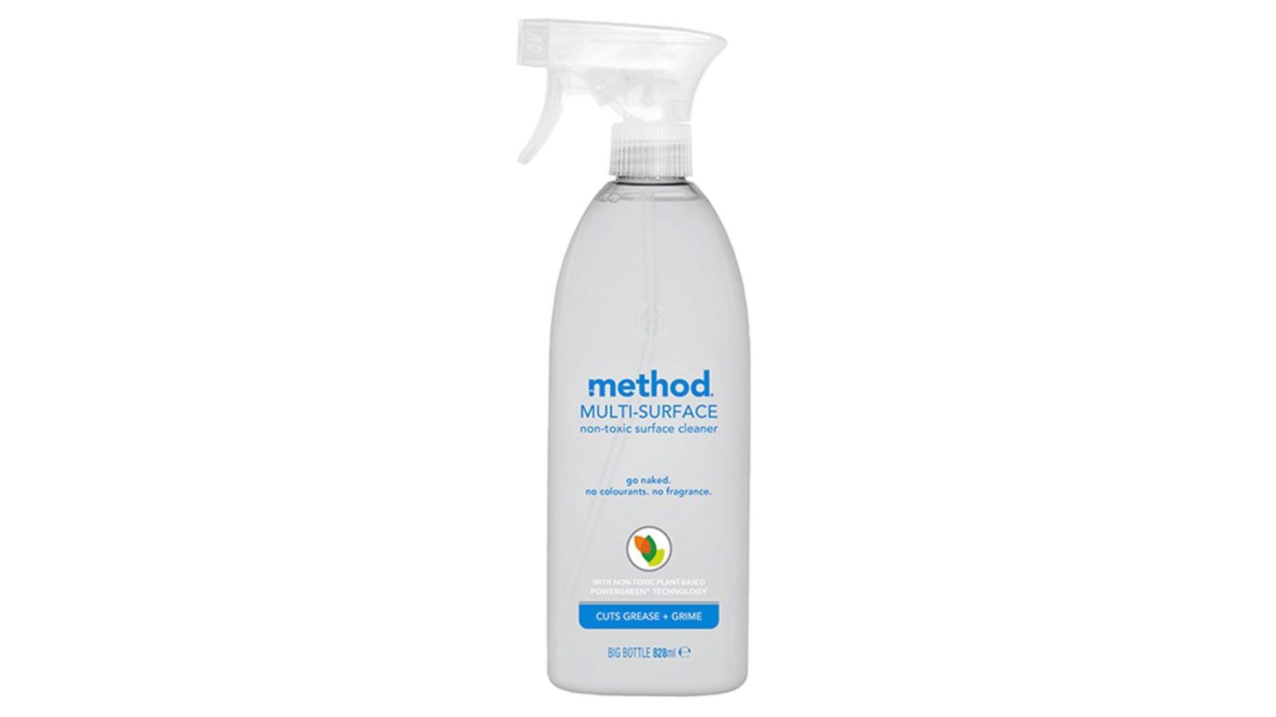 method Yleispuhdistussuihke Naked 828ml