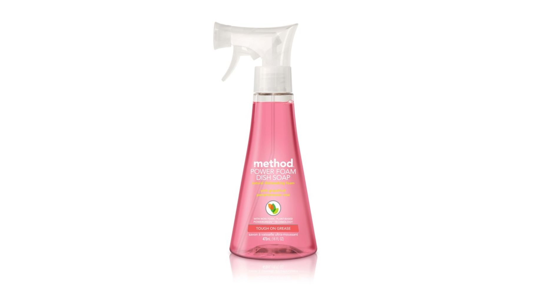 Method Astianpesuvaahto Pink Grapefruit 473ml