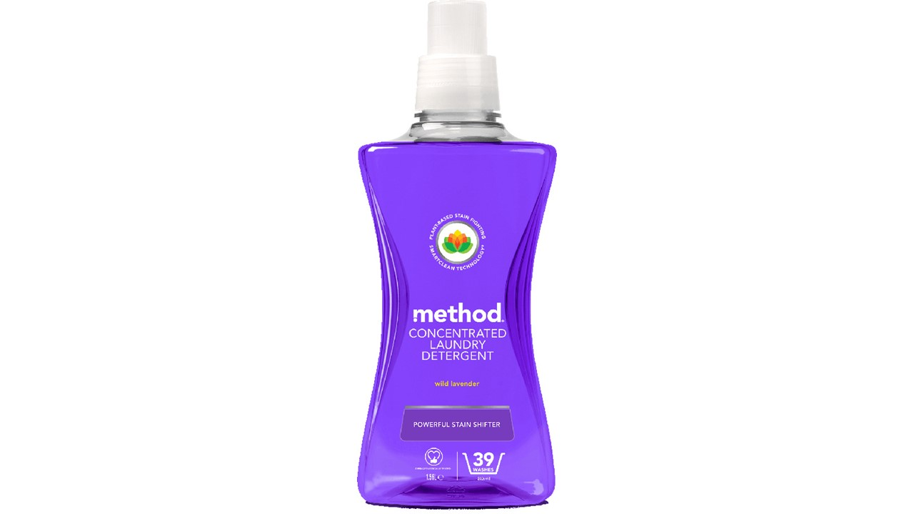 method Pyykinpesuaine Wild Lavender 1560ml