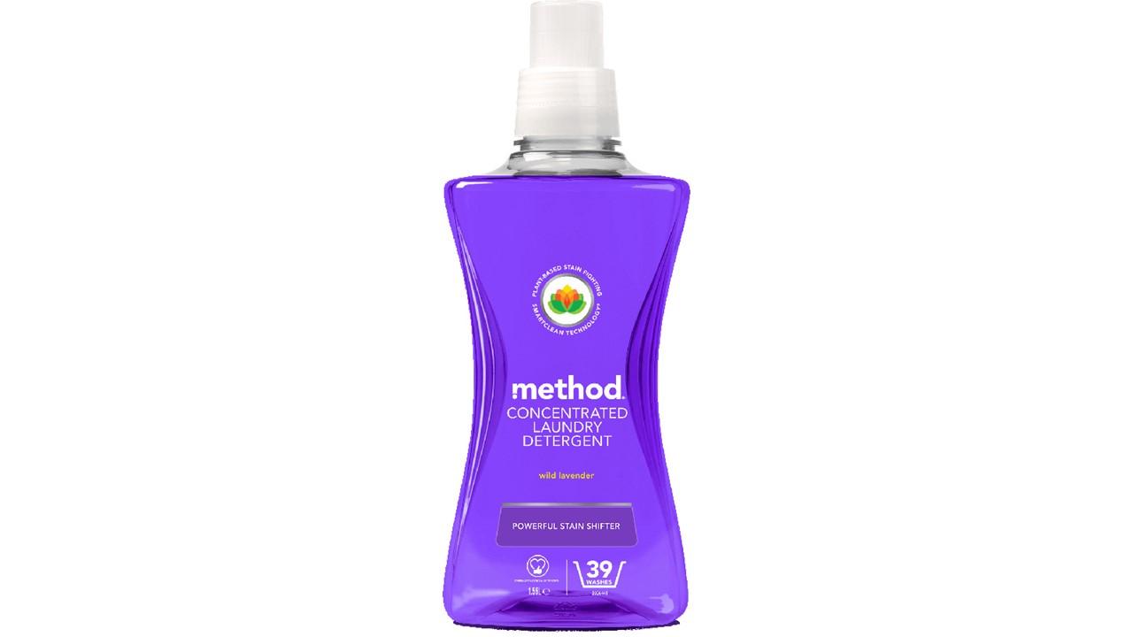 method Pyykinpesuaine Wild Lavender 1560ml