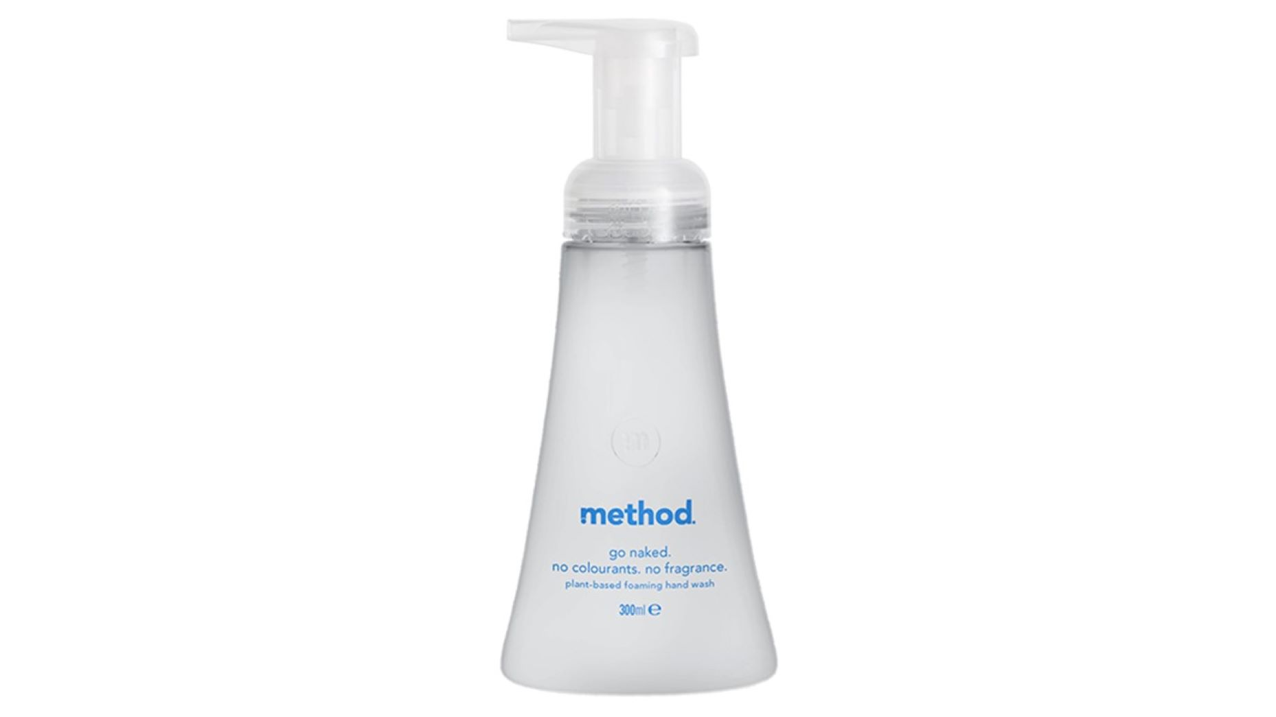 method Vaahtoava nestesaippua Naked 300ml