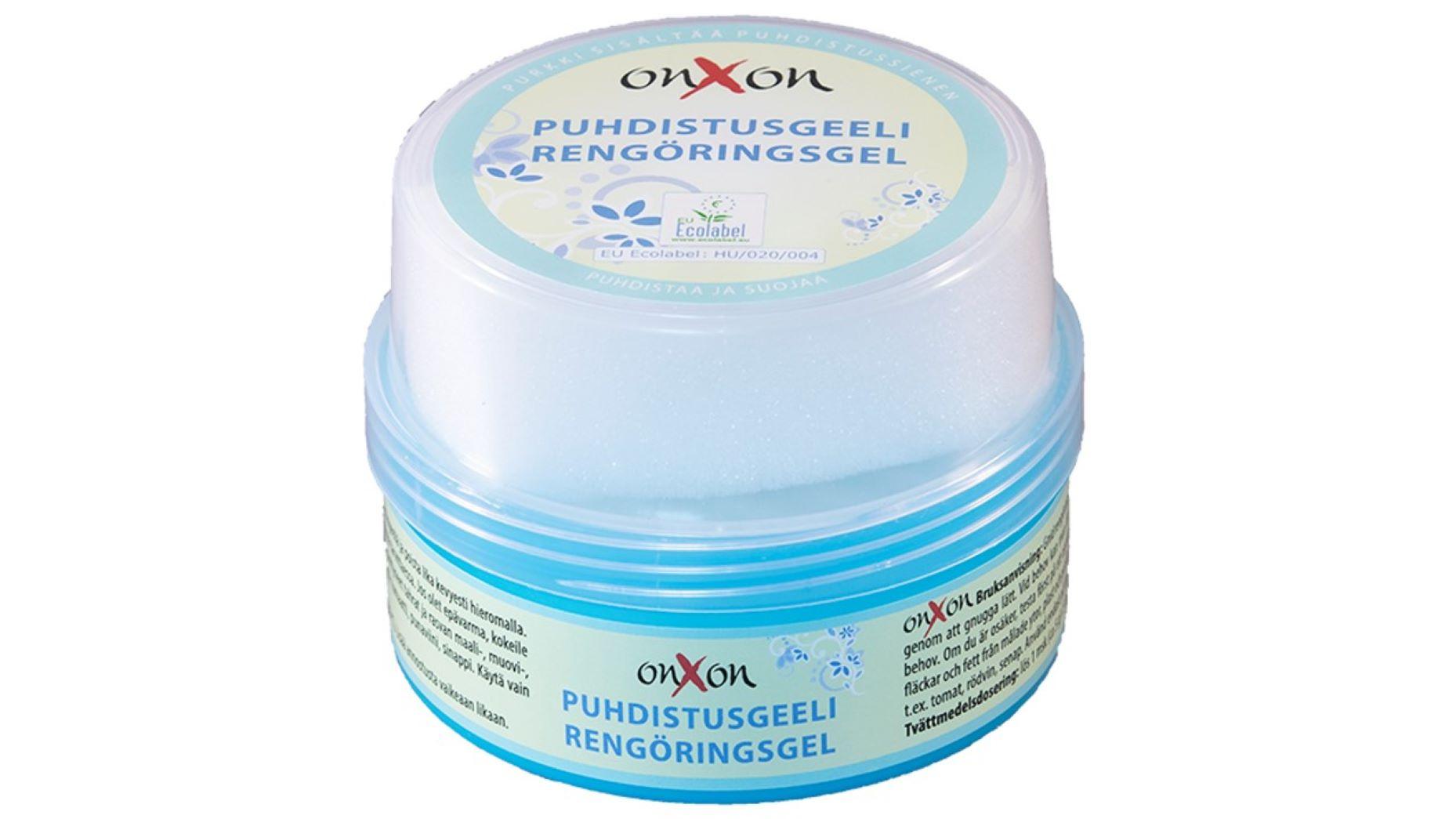 OnXOn Puhdistusgeeli Ecolabel 220g
