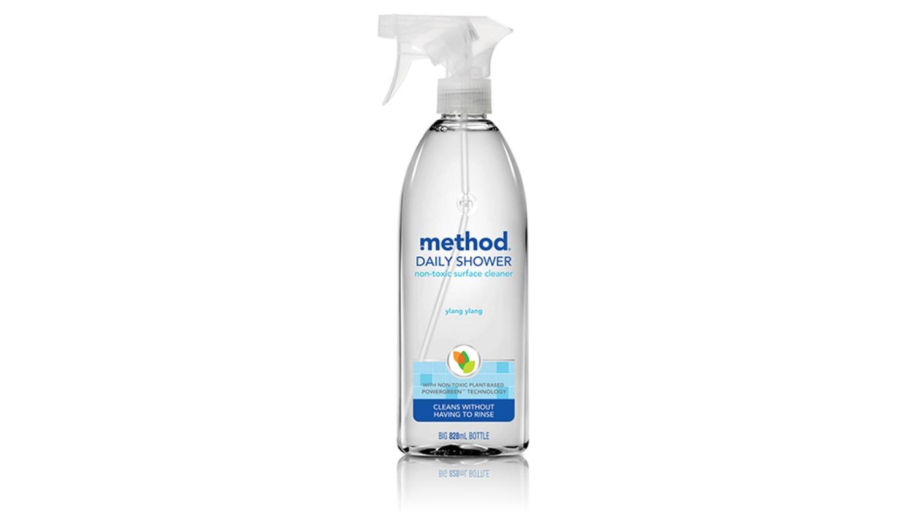 method Suihkun puhdistussuihke Tuoksuilangia 828ml
