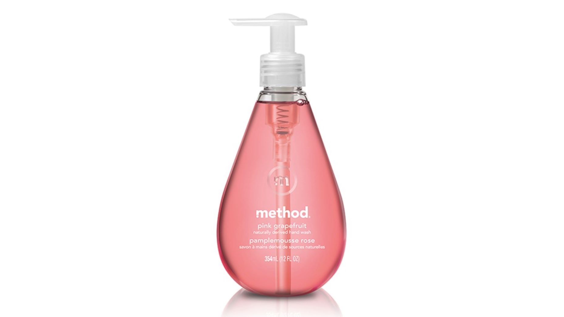 method Nestesaippua Pink Grapefruit 354ml