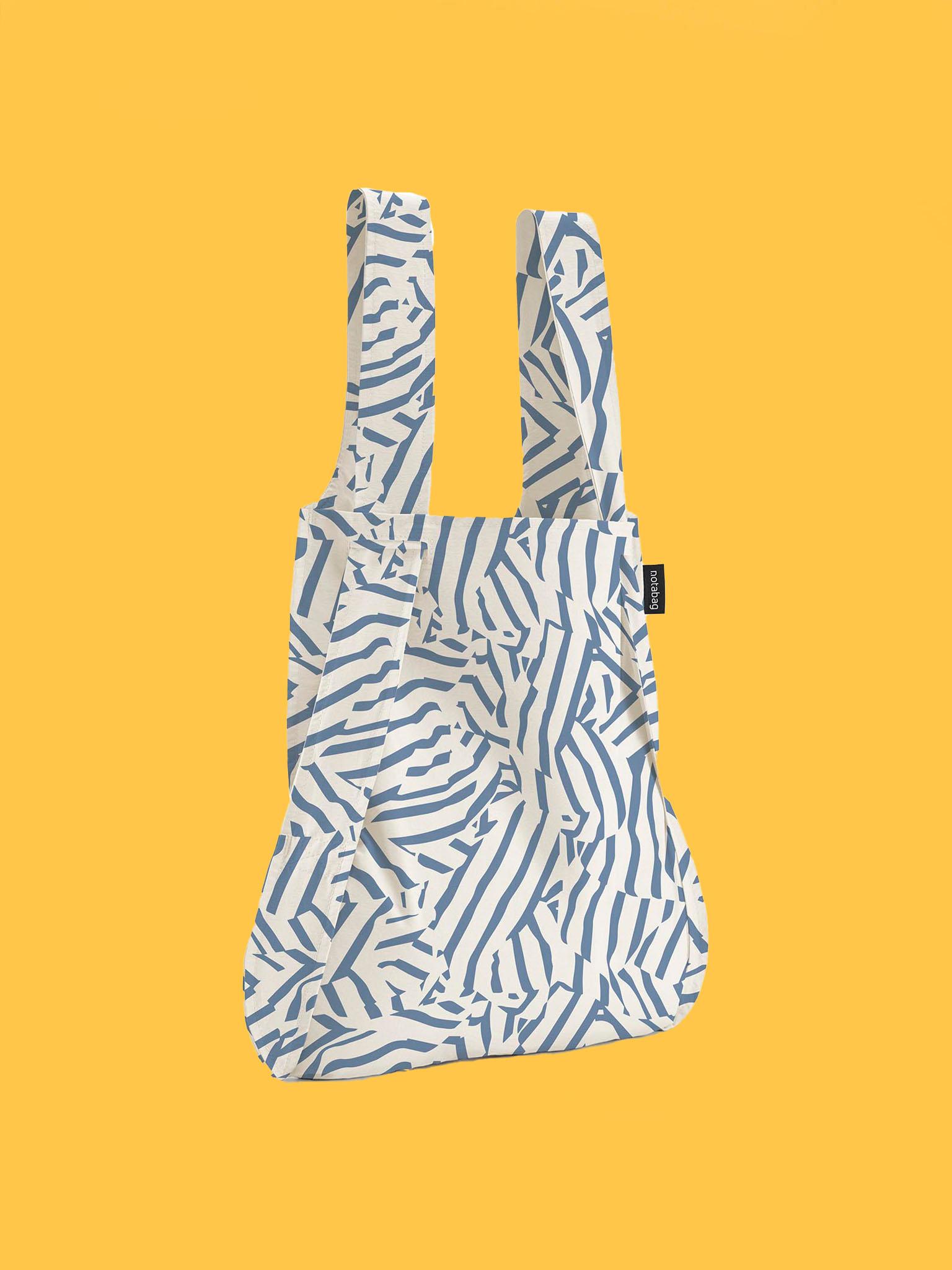 Notabag Blue Twist