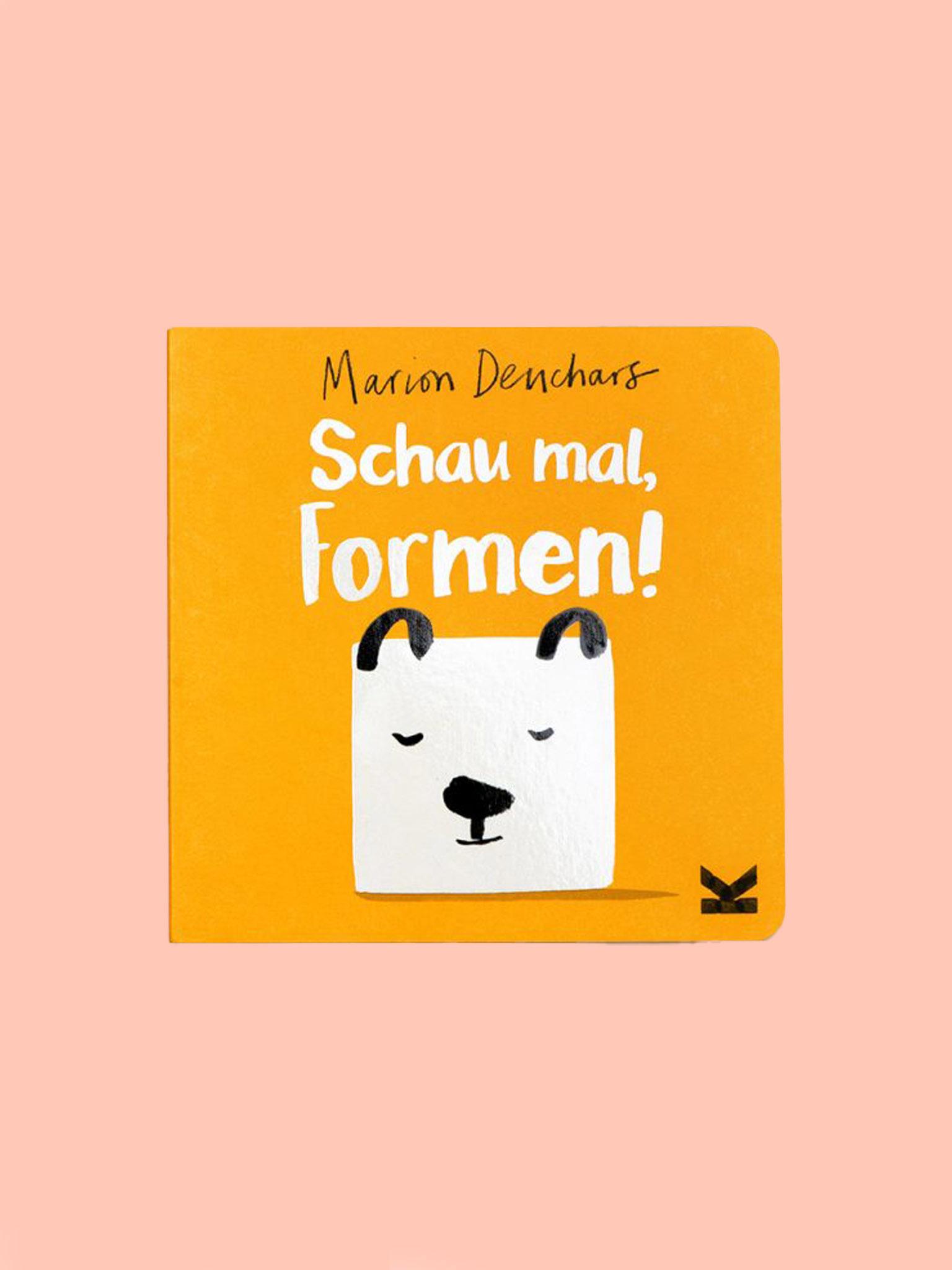 Laurence King Schau Mal, Formen