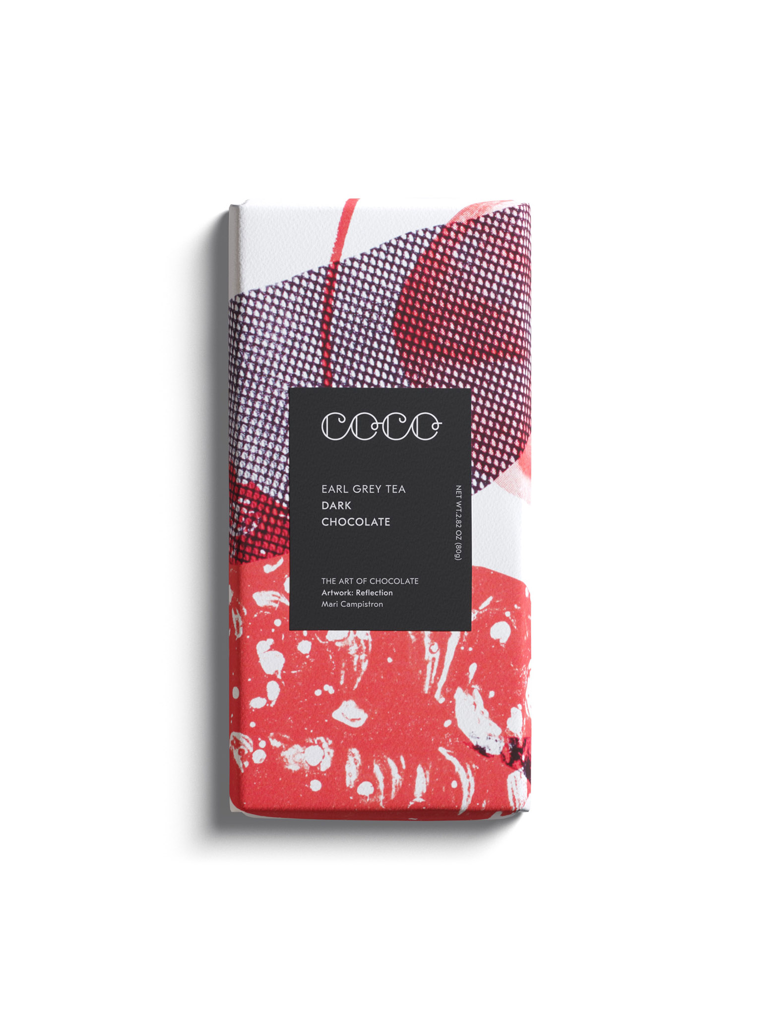 Coco Earl Grey Tea Dark Chocolate