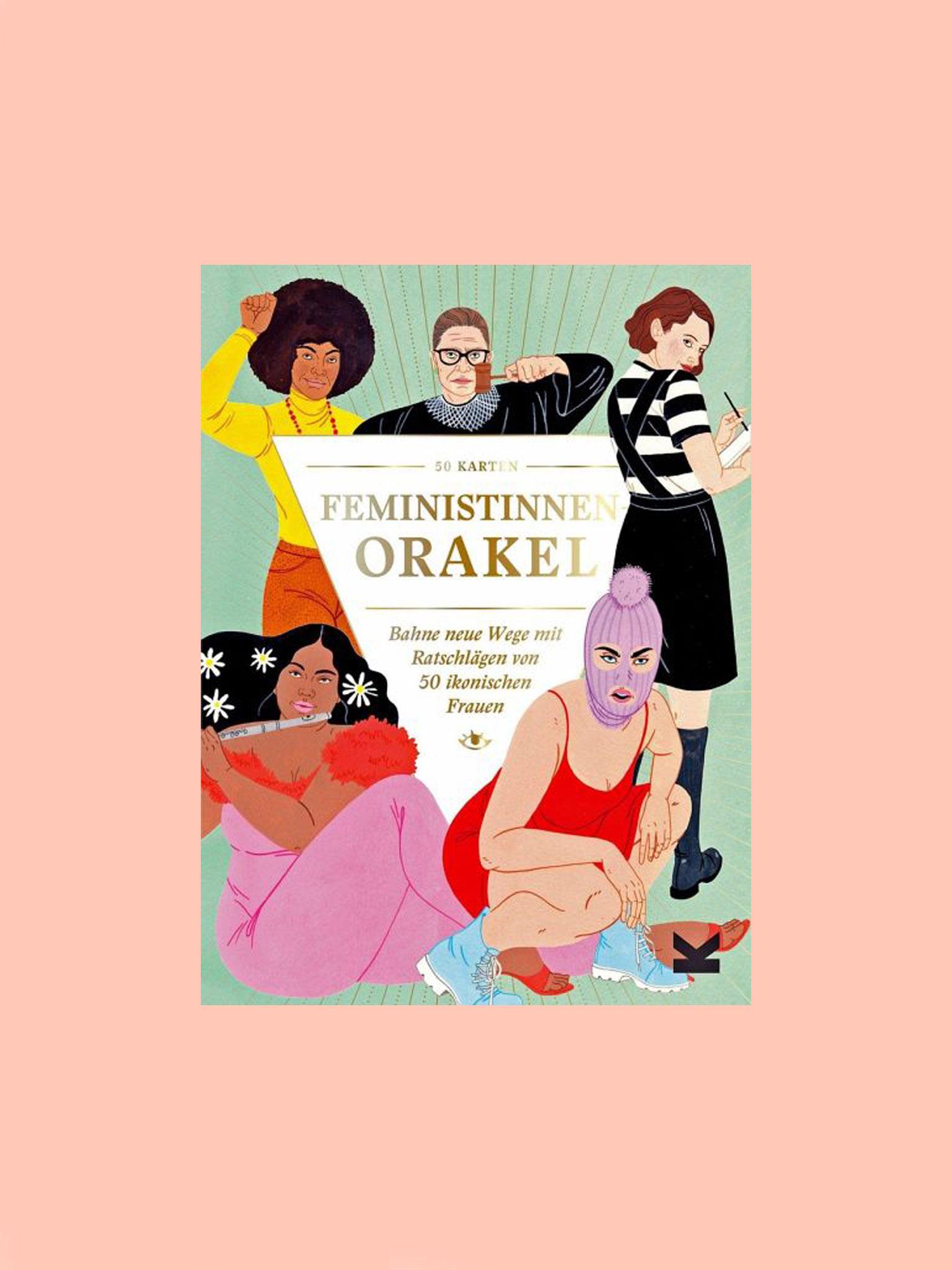 Laurence King Feministinnen Orakel