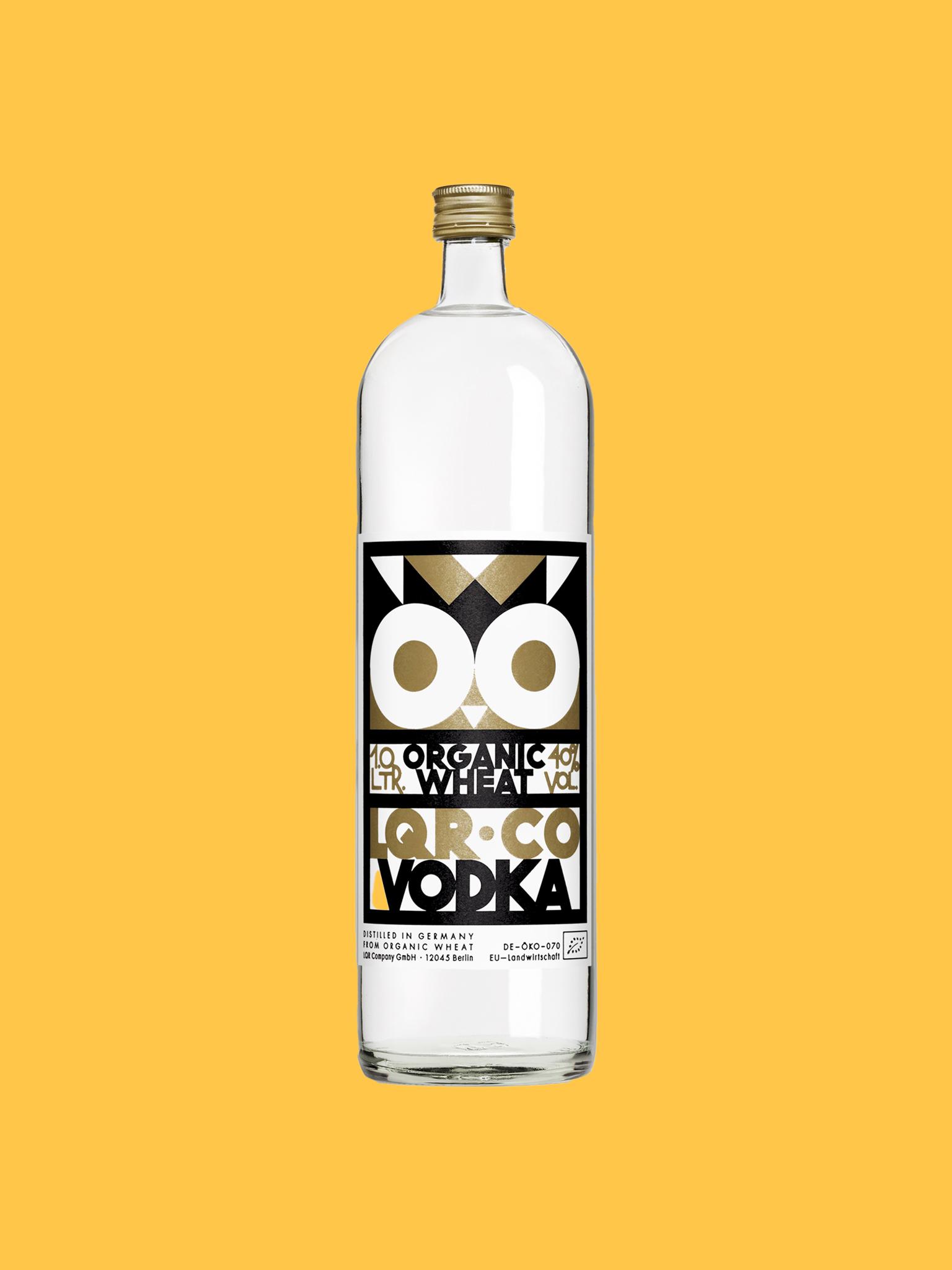 LQR CO. Organic Vodka 1l