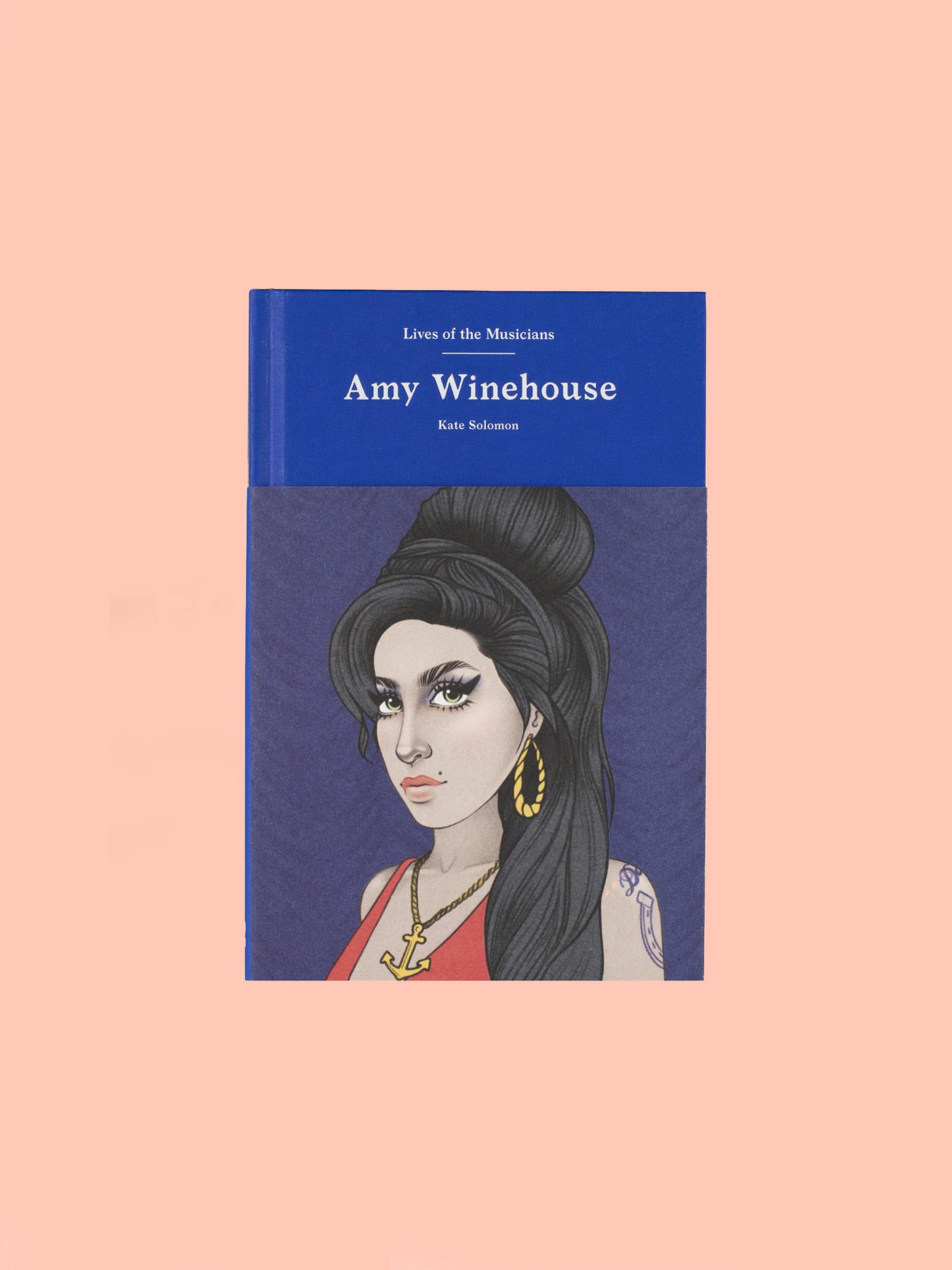 Laurence King Buch Amy Winehouse Biografie