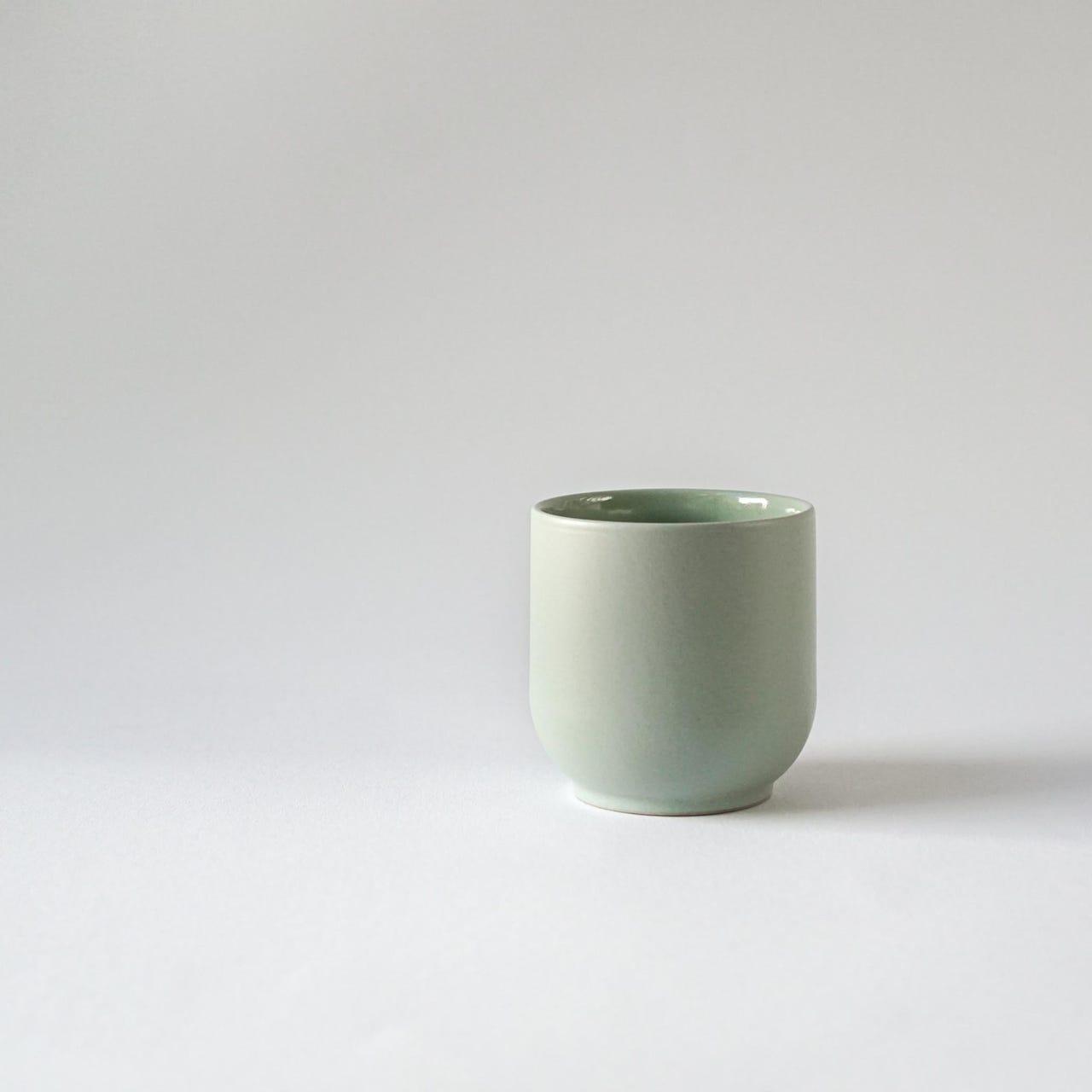 Indre Ceramics Sage Green Becher