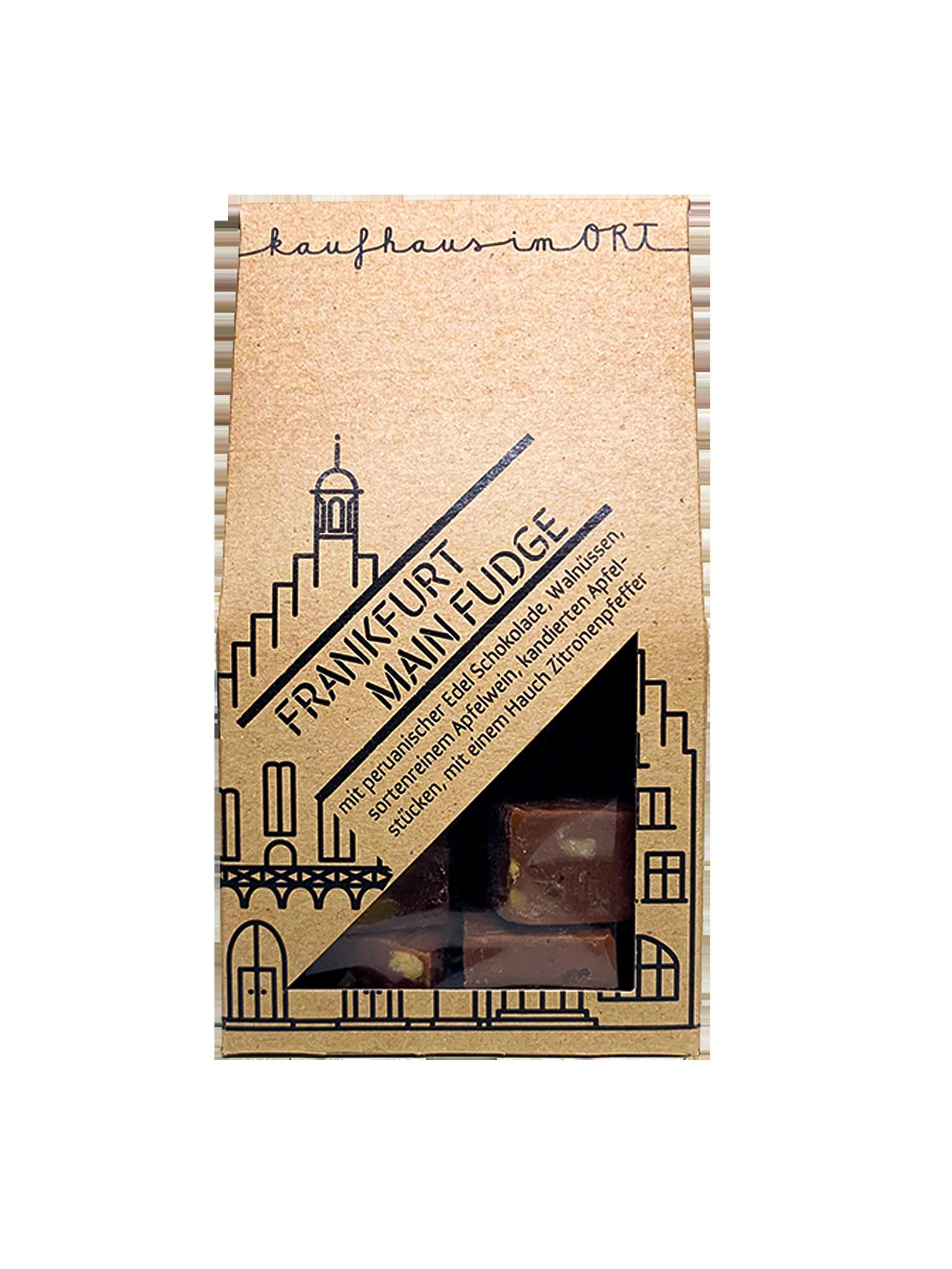 Aromakünstler Frankfurt Main Fudge