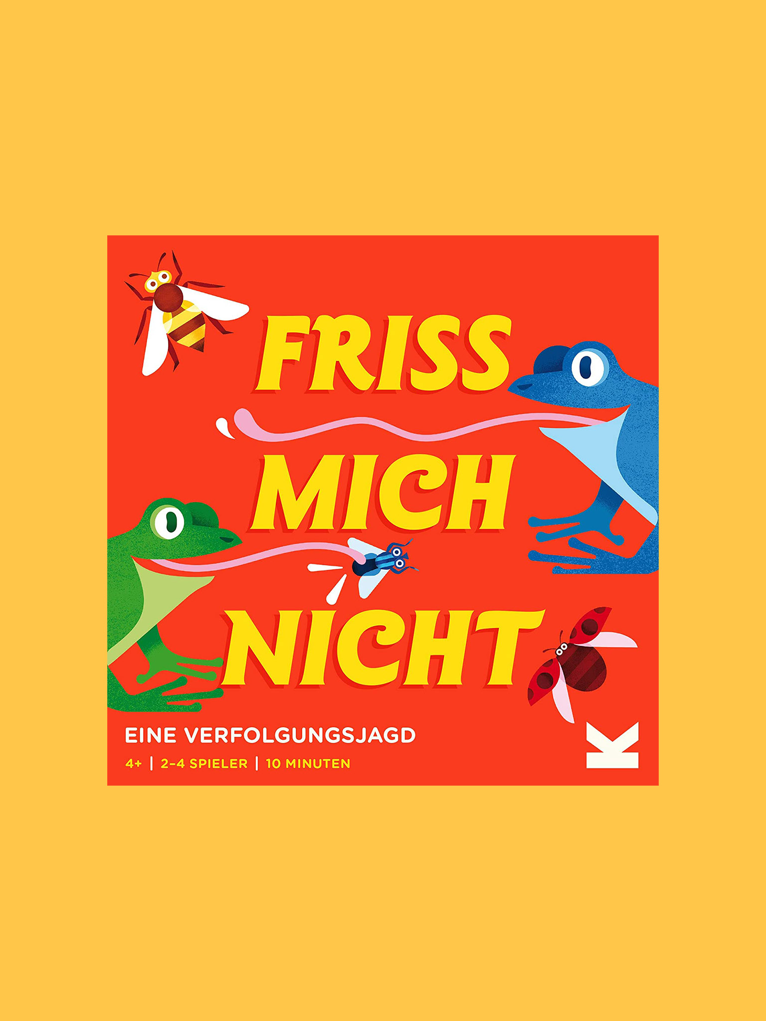 Laurence King Friss Mich Nicht