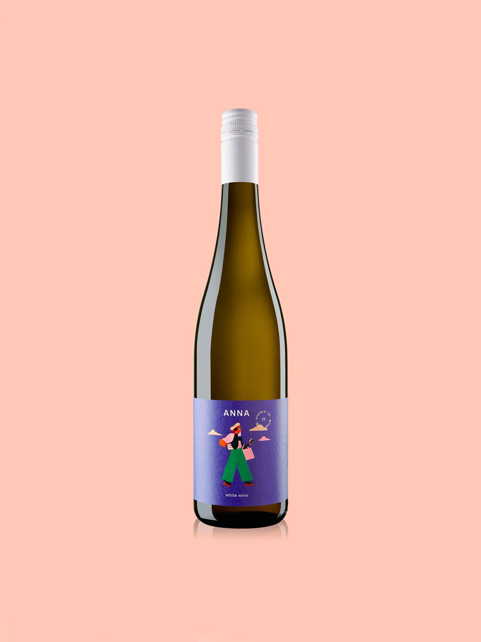 Sisters In Wine Anna Weißwein