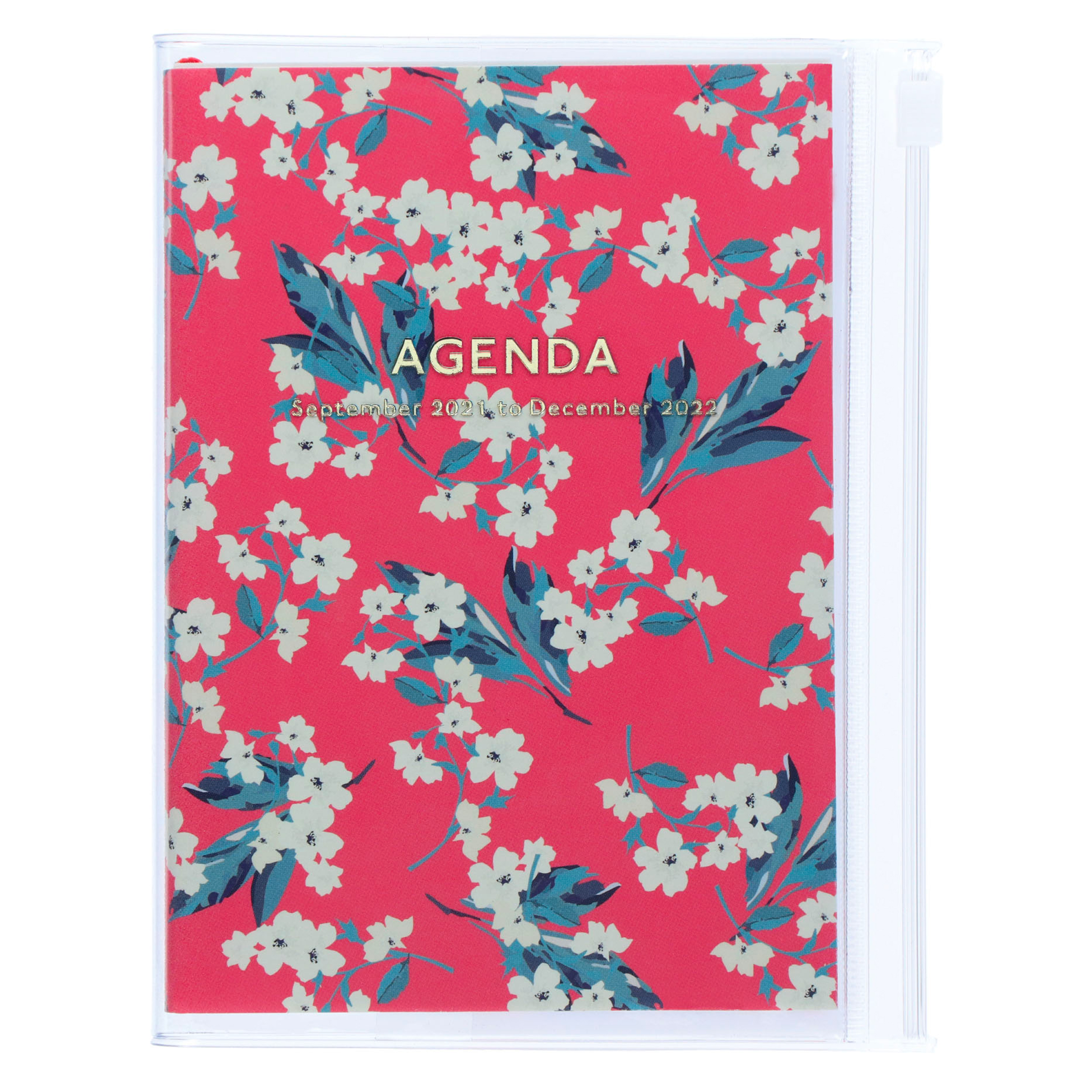 STORAGE.IT 2022 Diary A6 Flower Pink