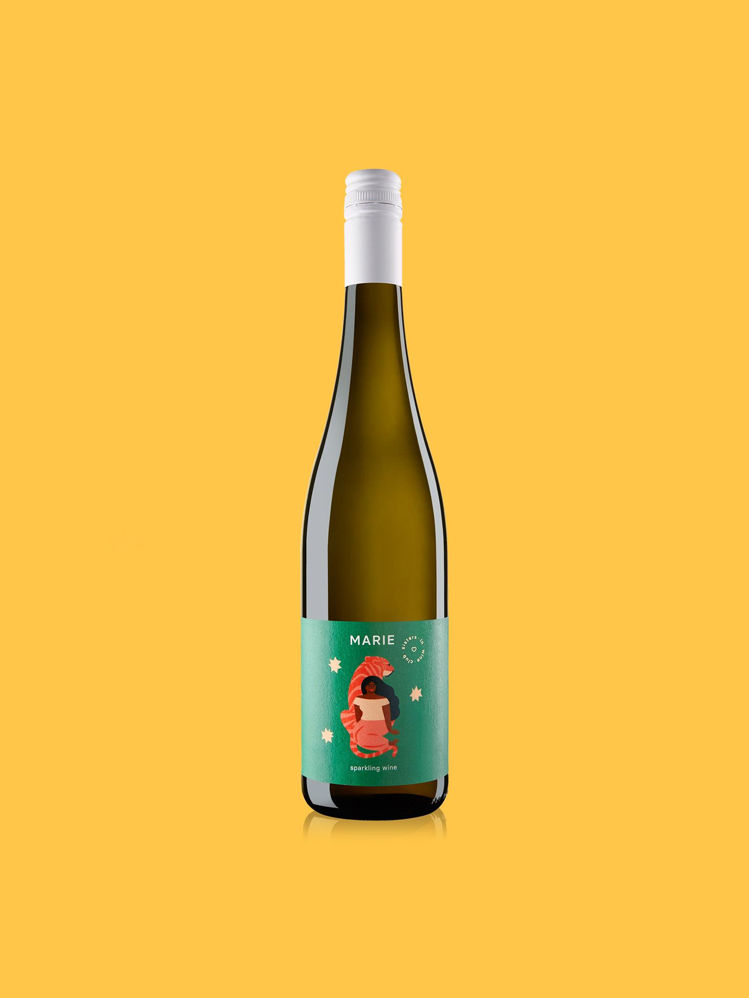 Sisters In Wine Marie Perlwein