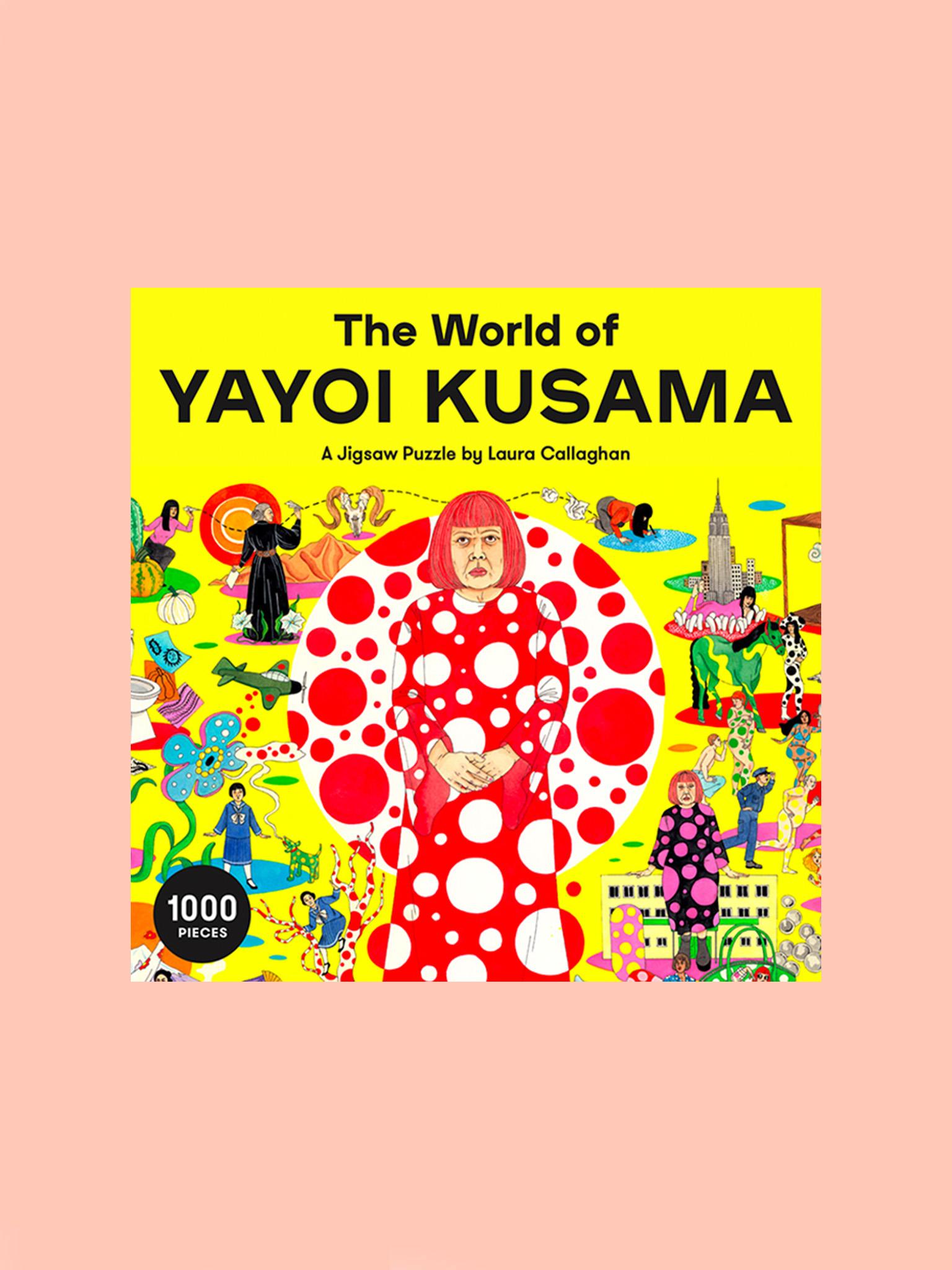 Laurence King The World of Yayoi Kusama Puzzle