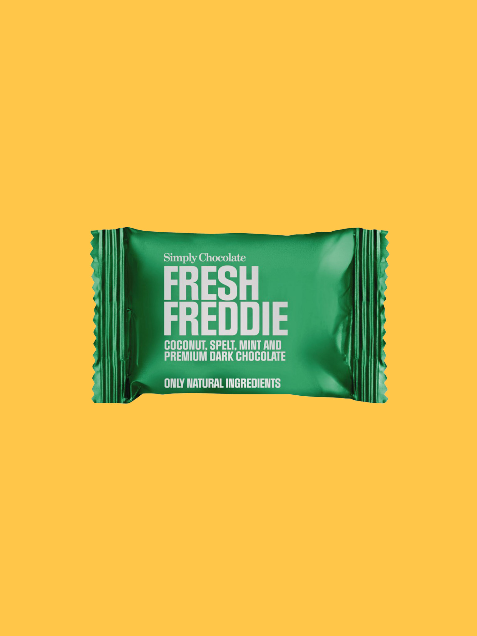 Simply Chocolate Fresh Freddie
