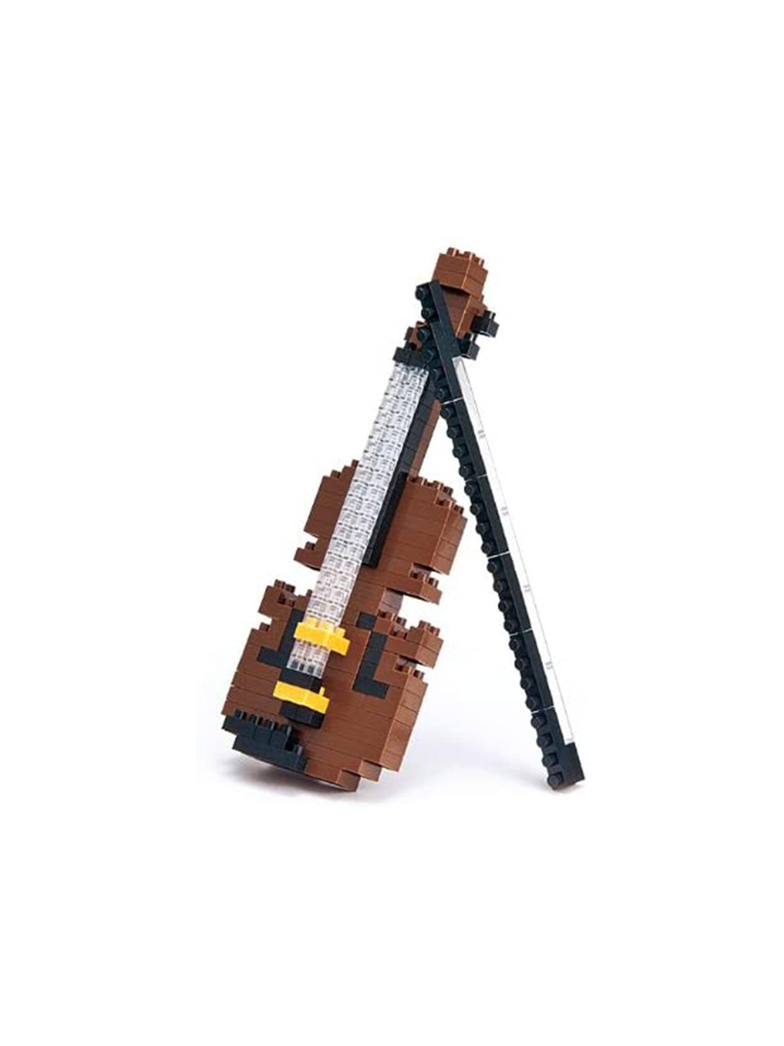 Nanoblock Violine