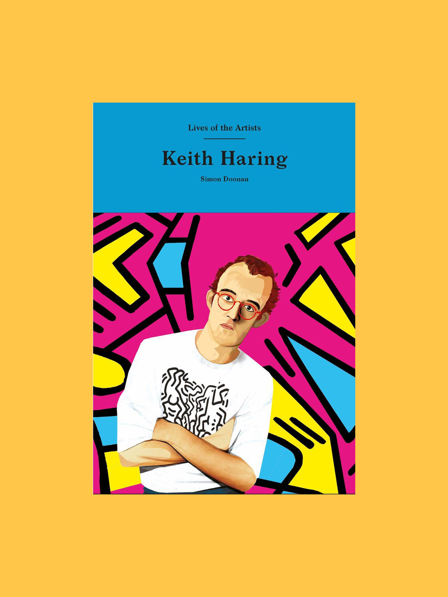 Laurence King Keith Haring Biografie