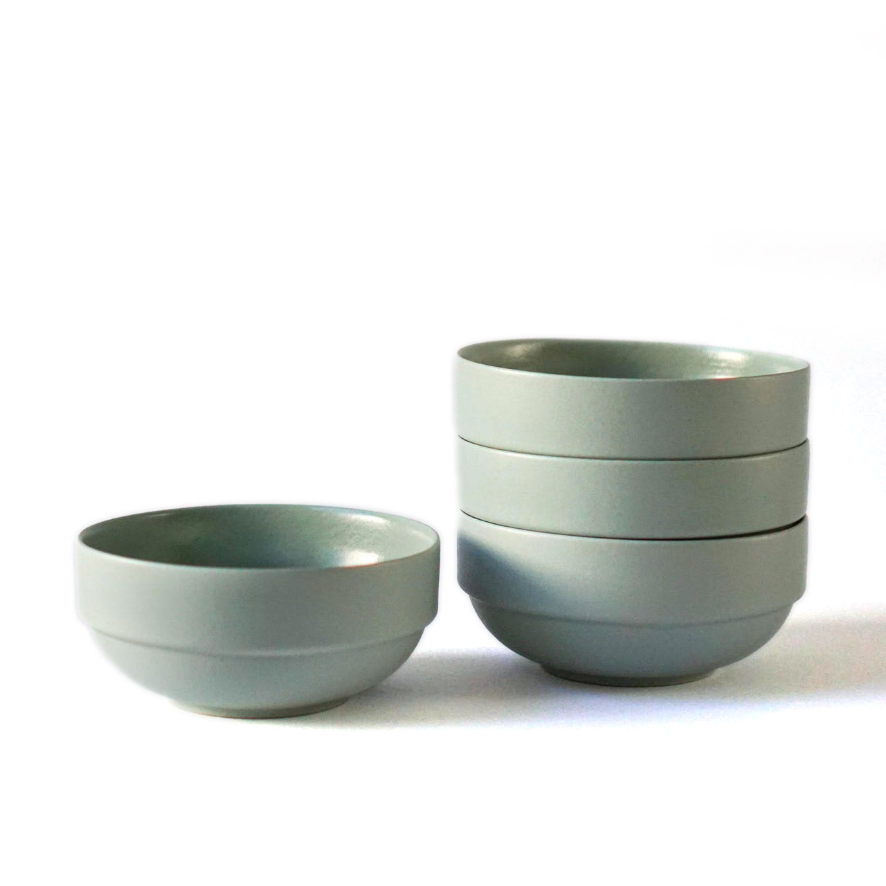 Indre Ceramics Mathilde Sage Green Schale Mini