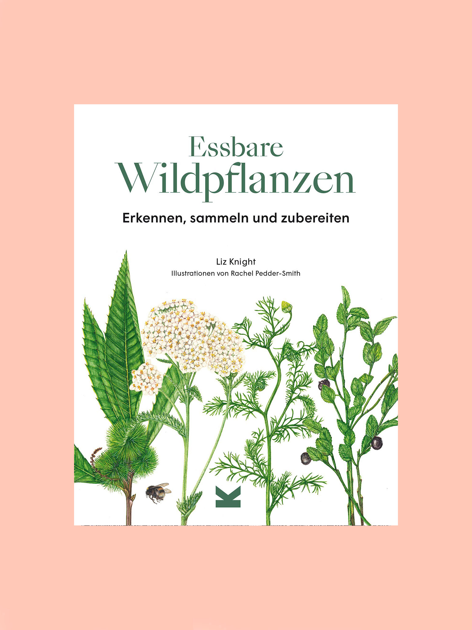 Laurence King Essbare Wildpflanzen