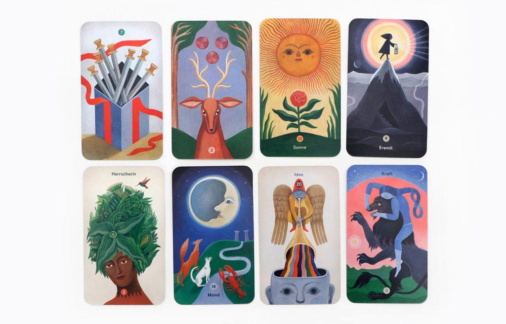Laurence King Tarot Für Jedes Alter