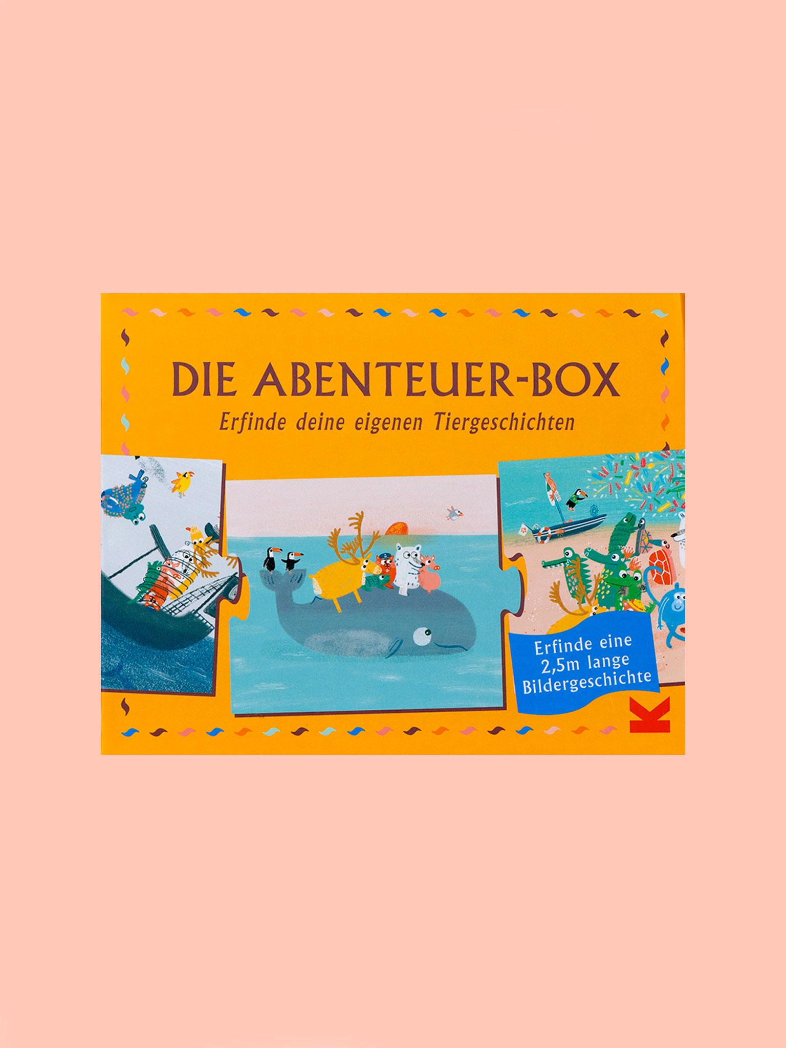 Laurence King Die Abenteuer-Box