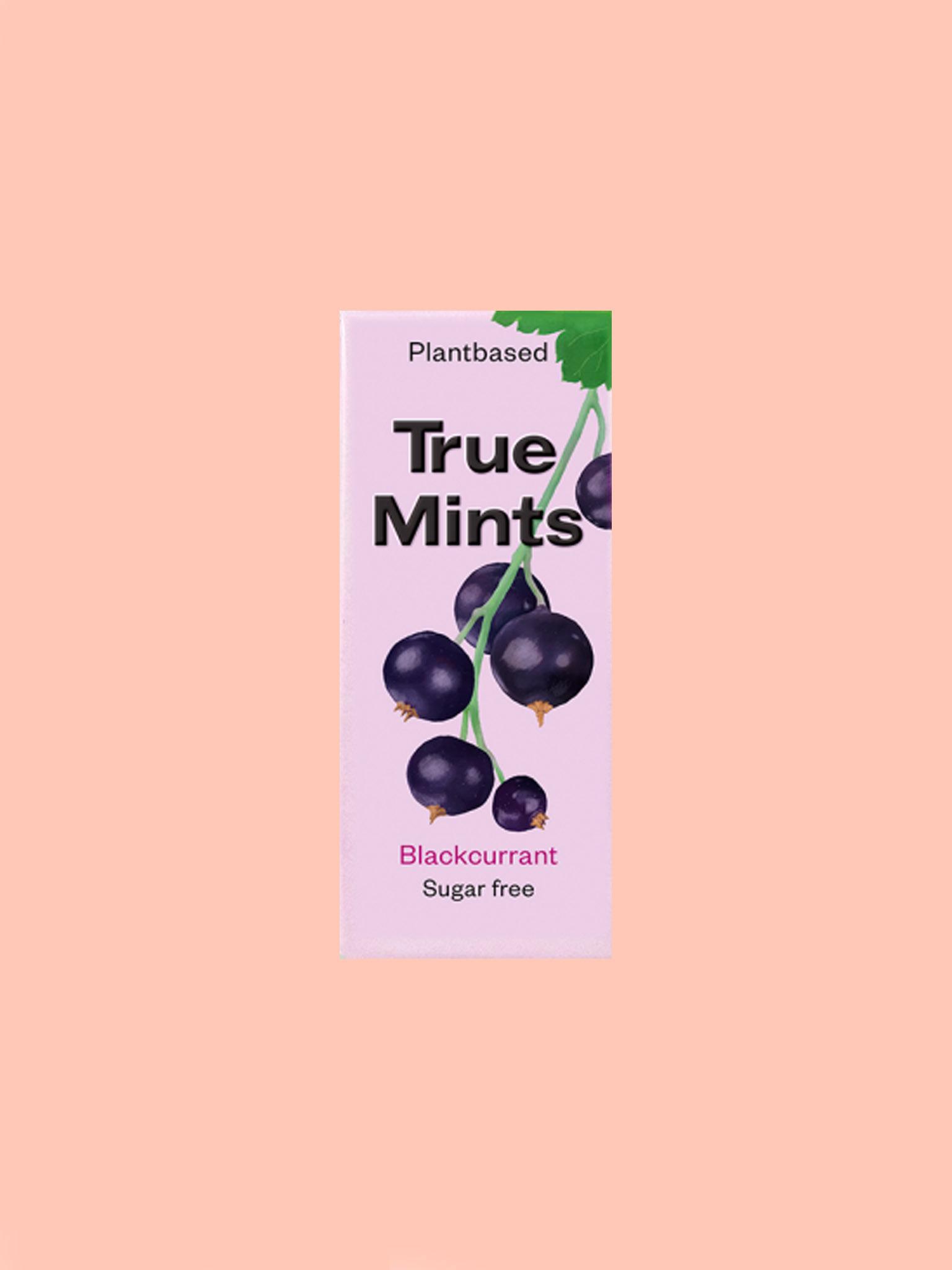 True Mints Schwarze Johannisbeere