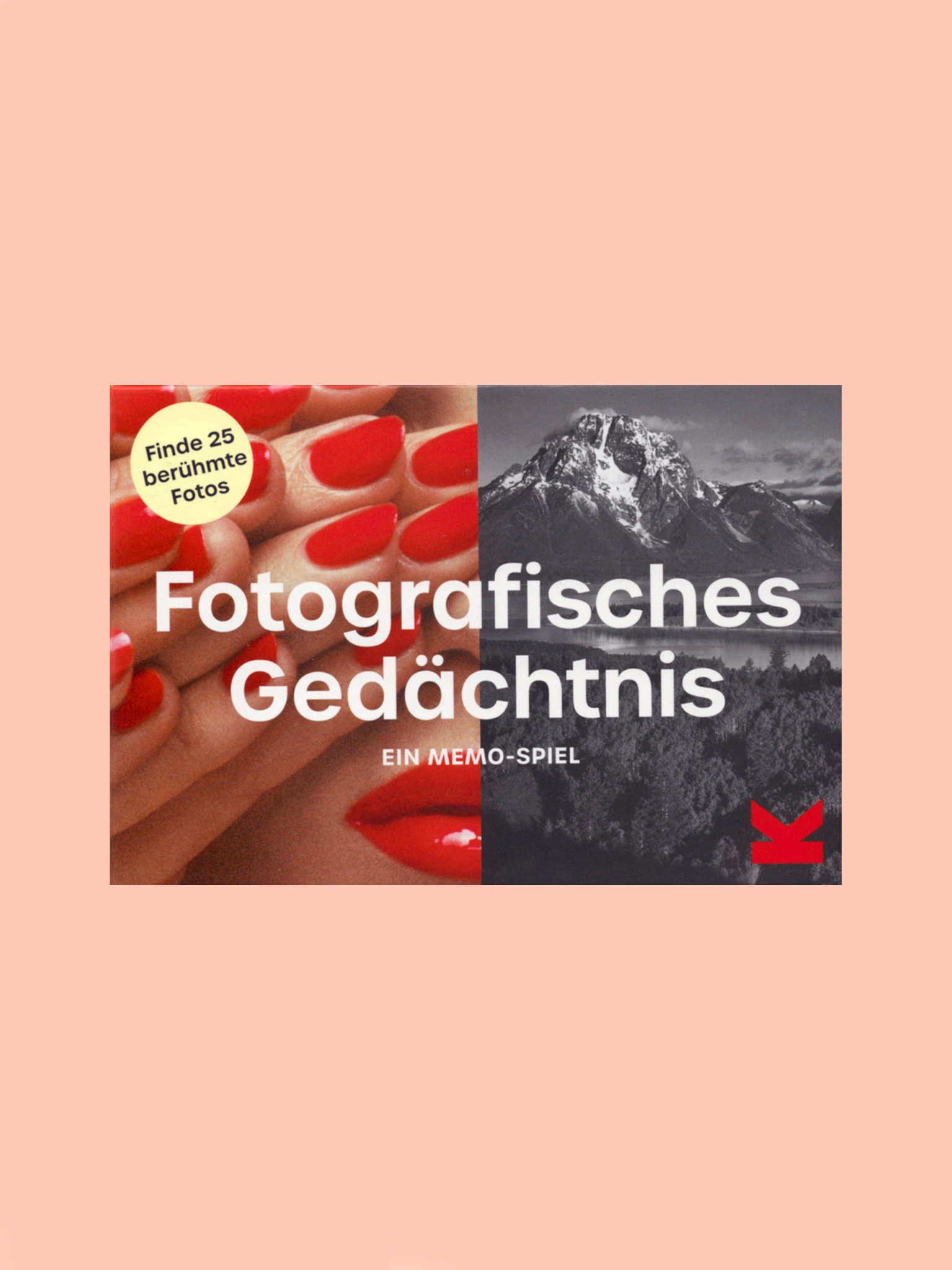 Laurence King Fotografisches Gedächtnis Memo