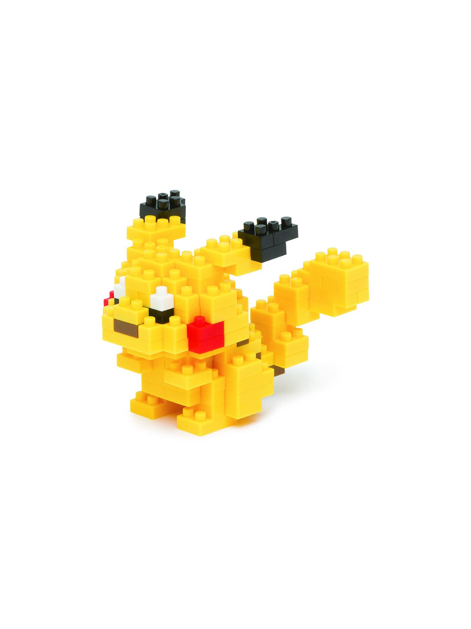 Nanoblock Pokémon Pikachu