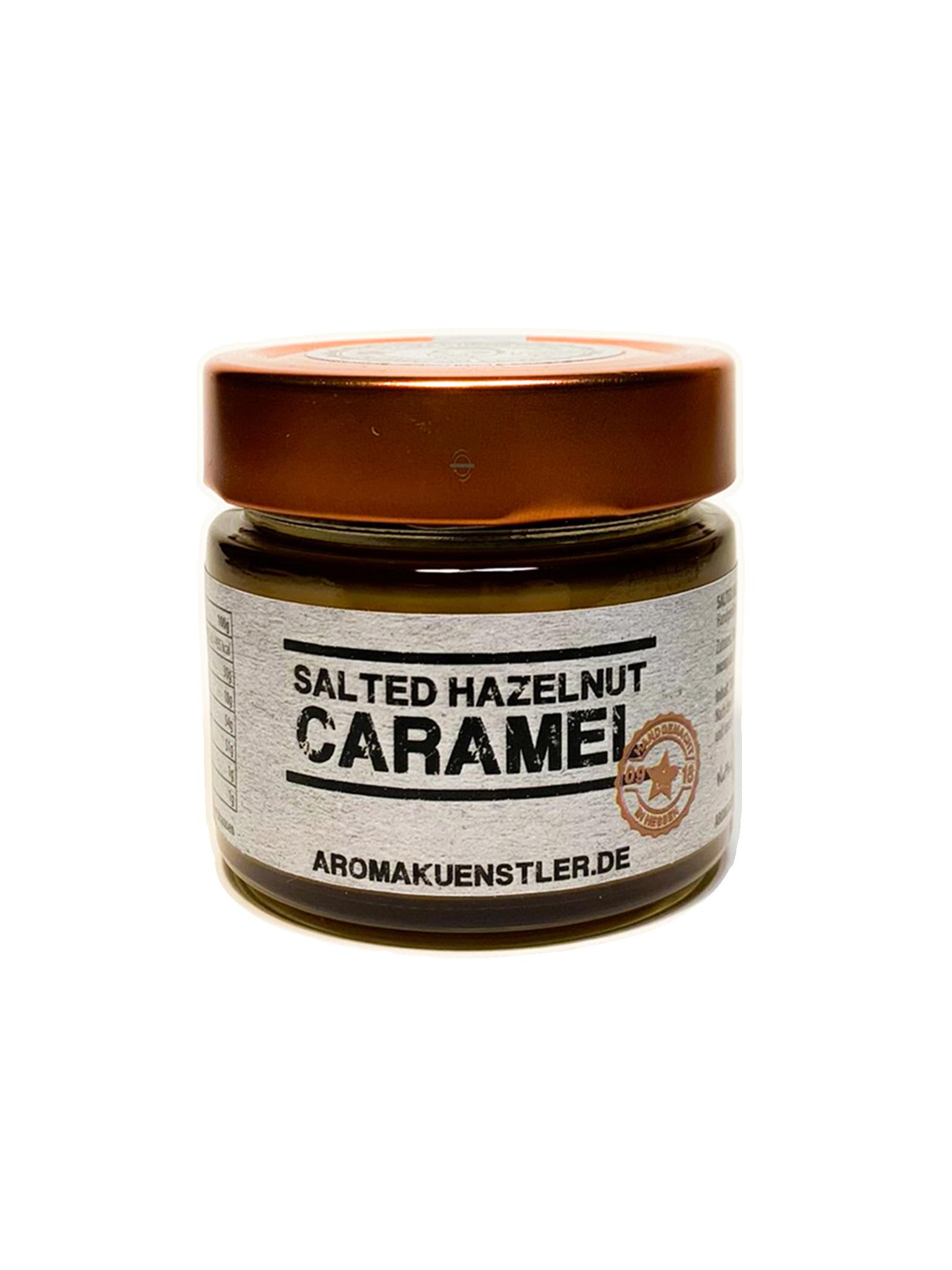 Aromakünstler Salted Hazelnut Caramel