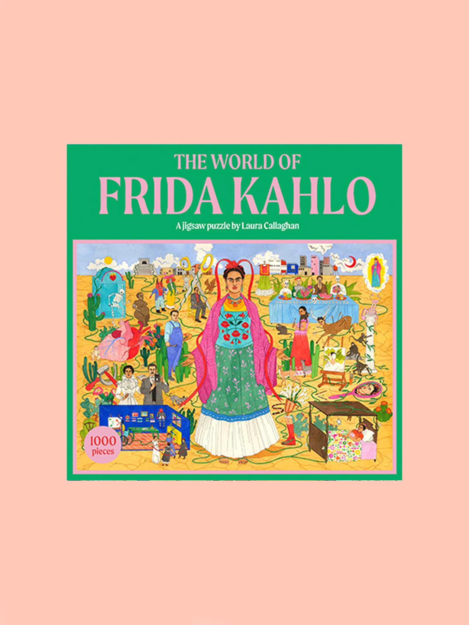 Laurence King Frida Kahlo Puzzle