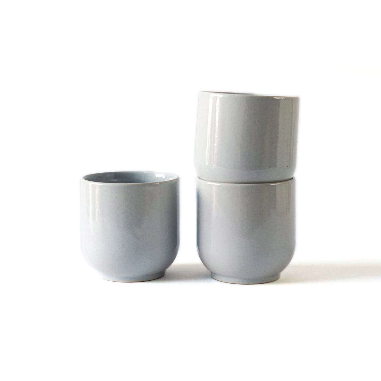Indre Ceramics Artic Grey Becher