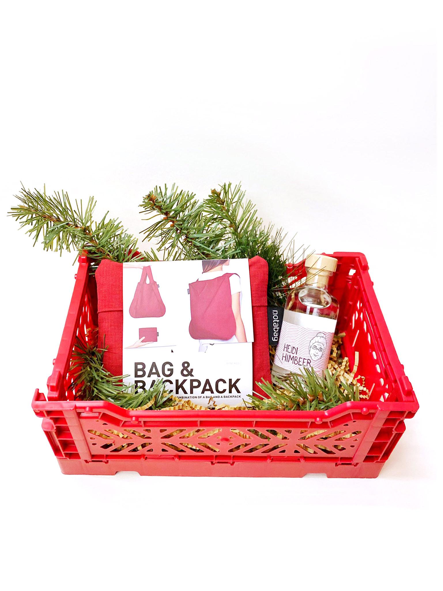 Geschenkbox Christmas Bag