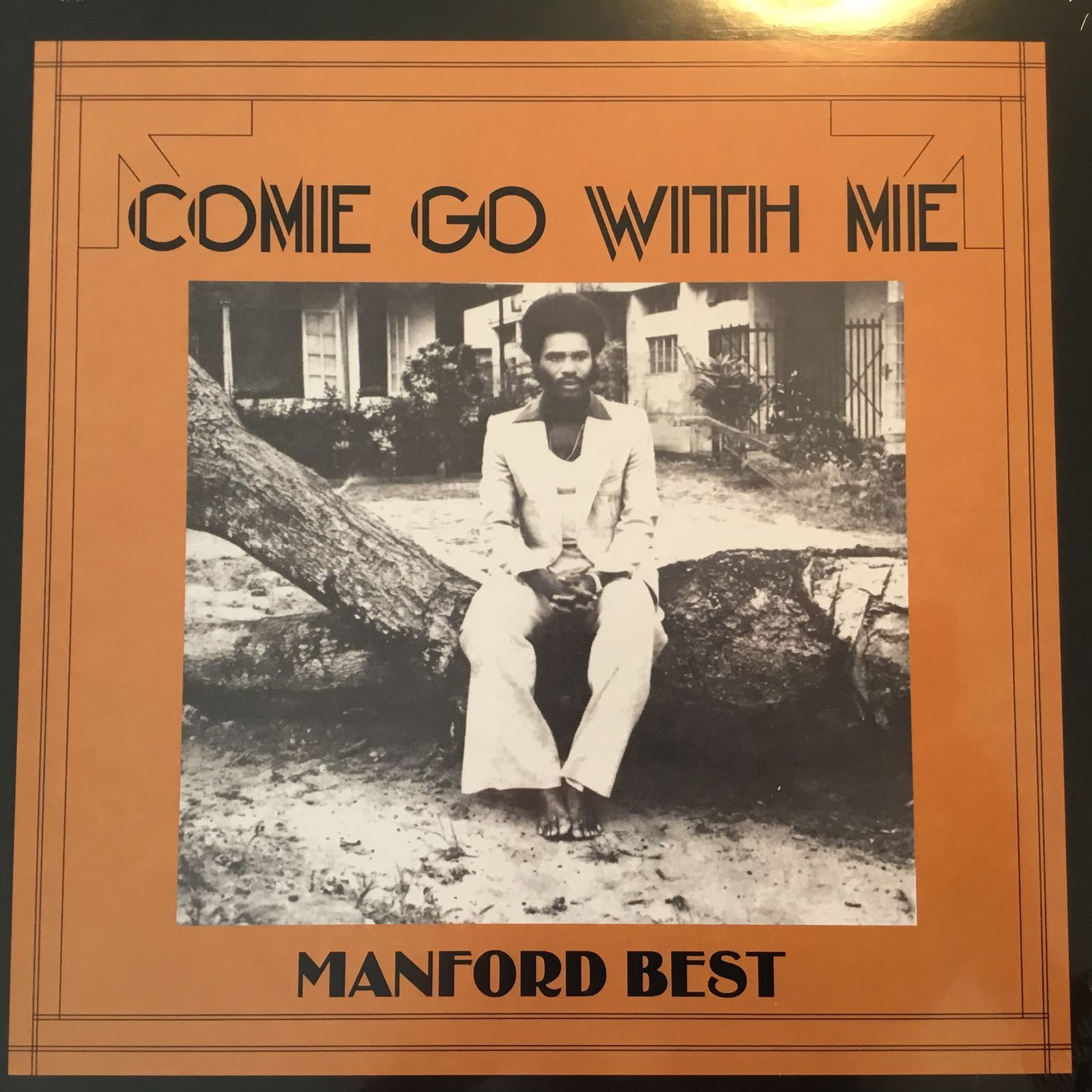 Manford Best - Come Go With Me [LP]