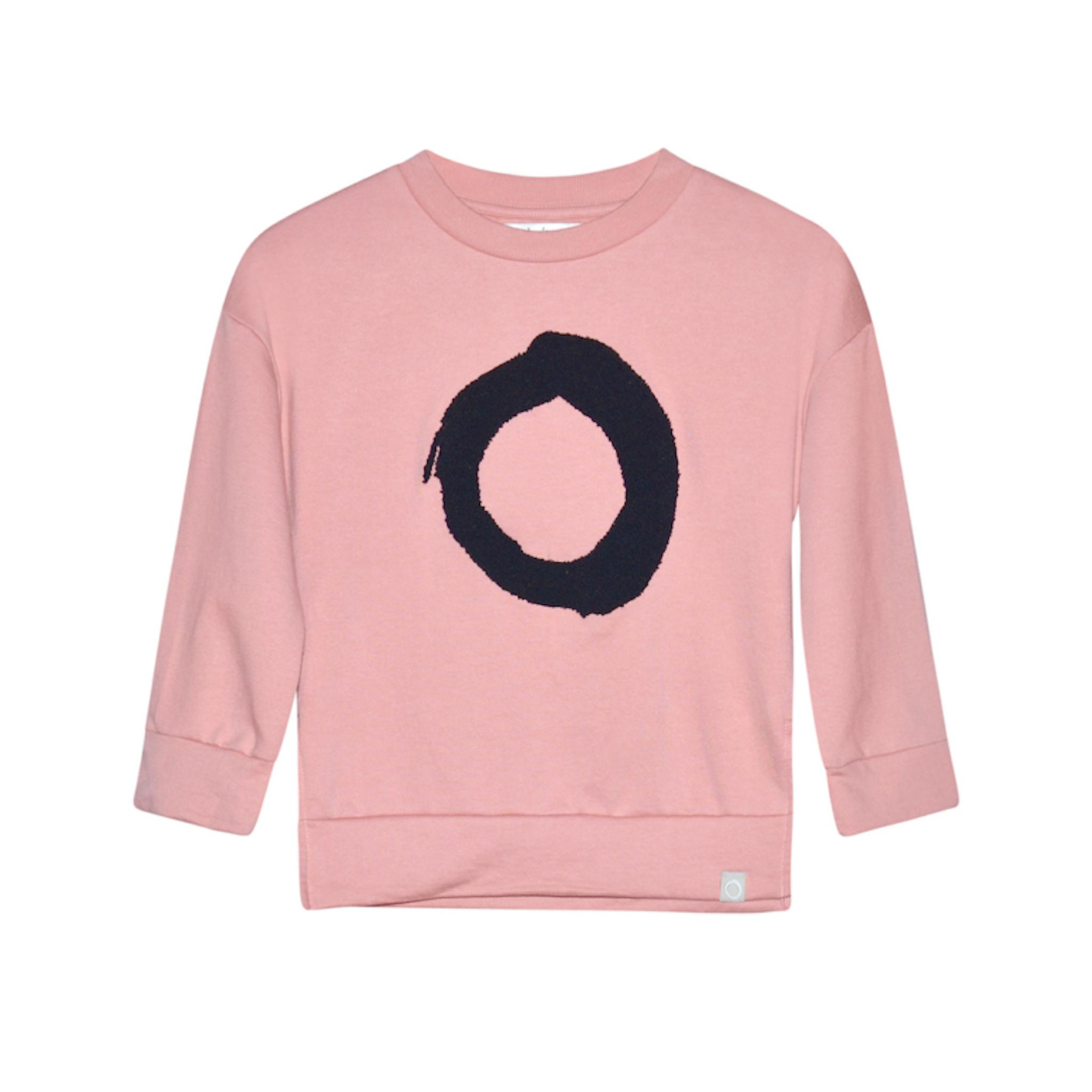 I dig denim - Marlo Sweater Organic - rosé