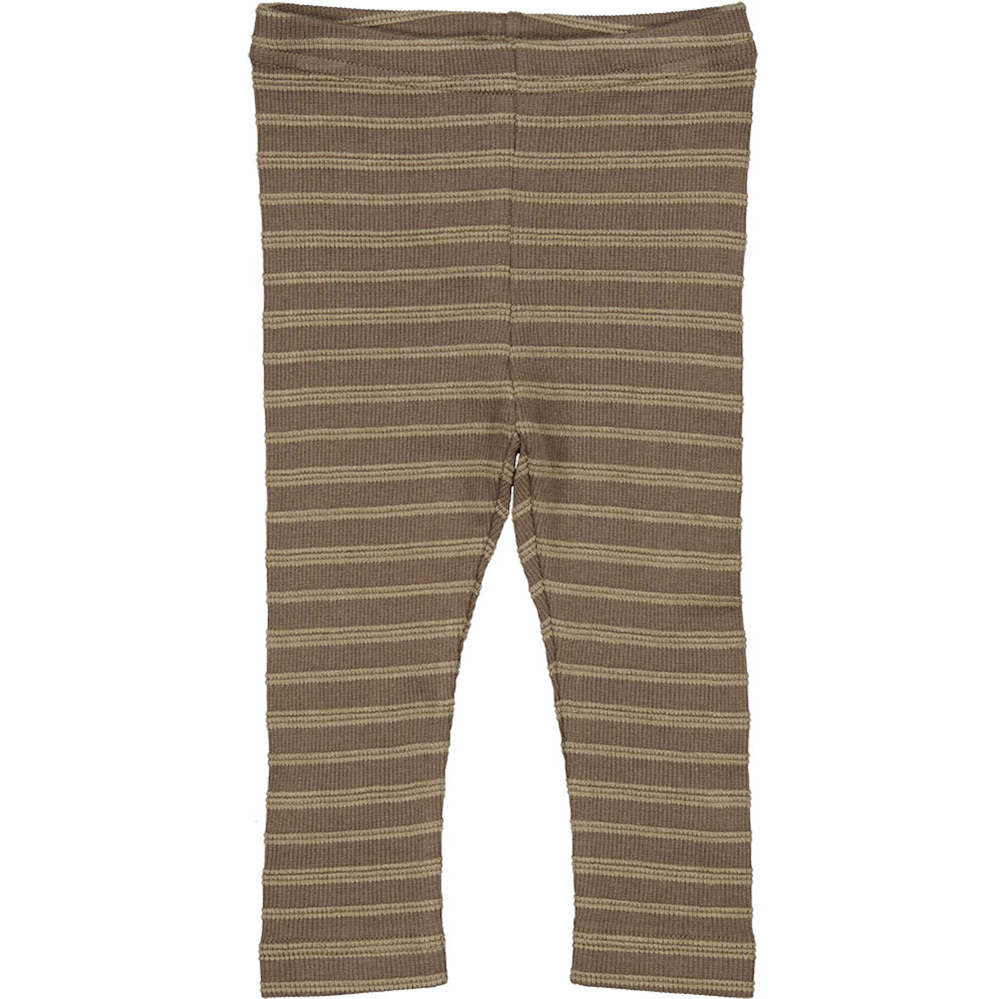 MarMar - Lisa Leggings - elm stripe