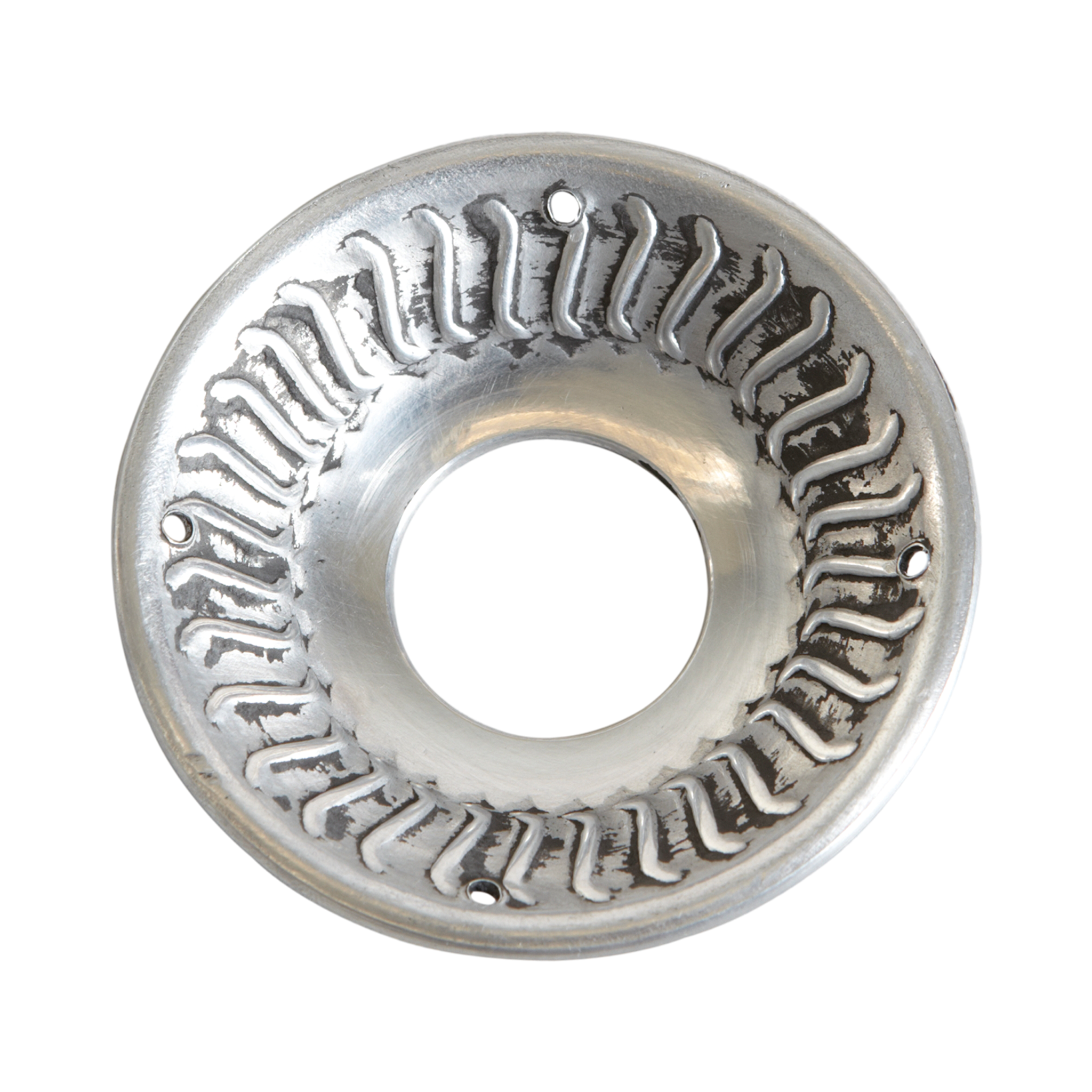 Ljusmanschett S - silver