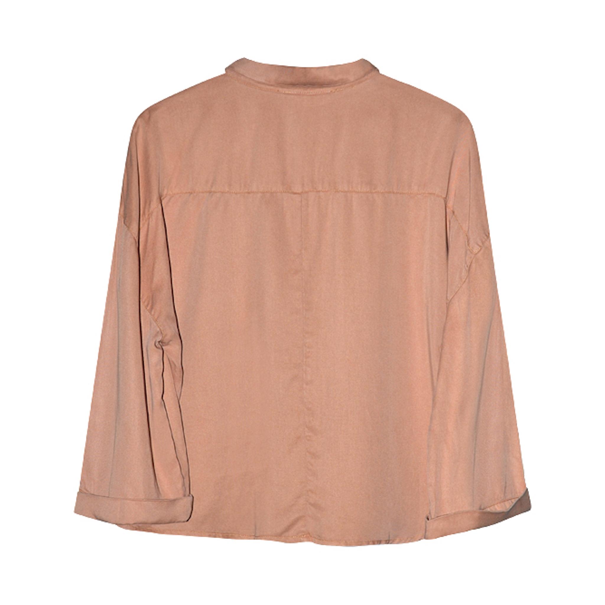 I dig denim - Beek Oversized Shirt - Nude