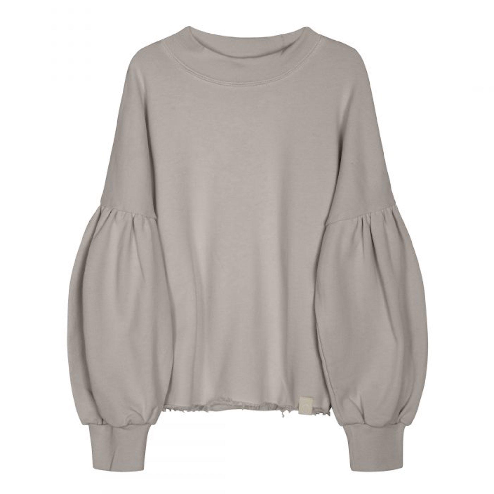 I dig denim - Filli Sweater Organic - beige