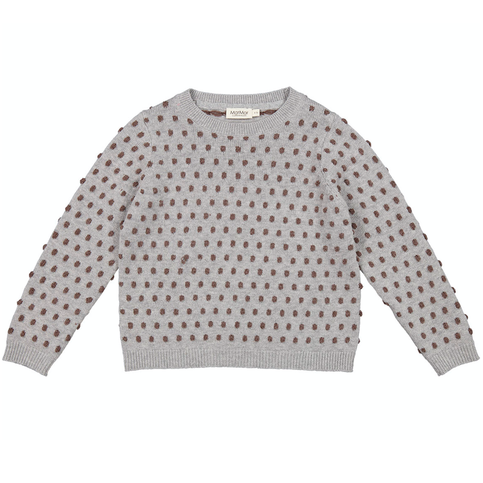 MarMar - Tano Sweater - wood dot