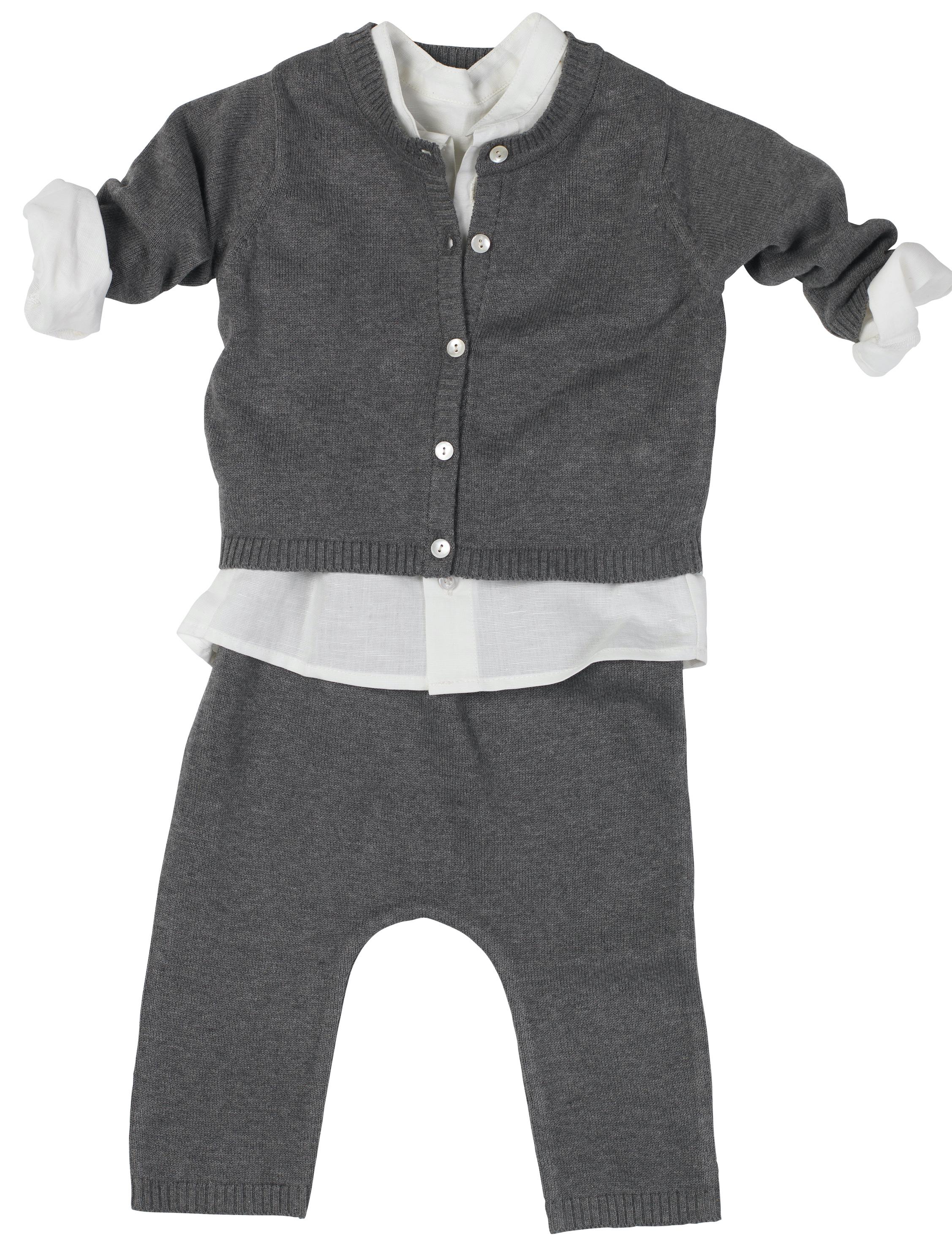 Cardigan grey
