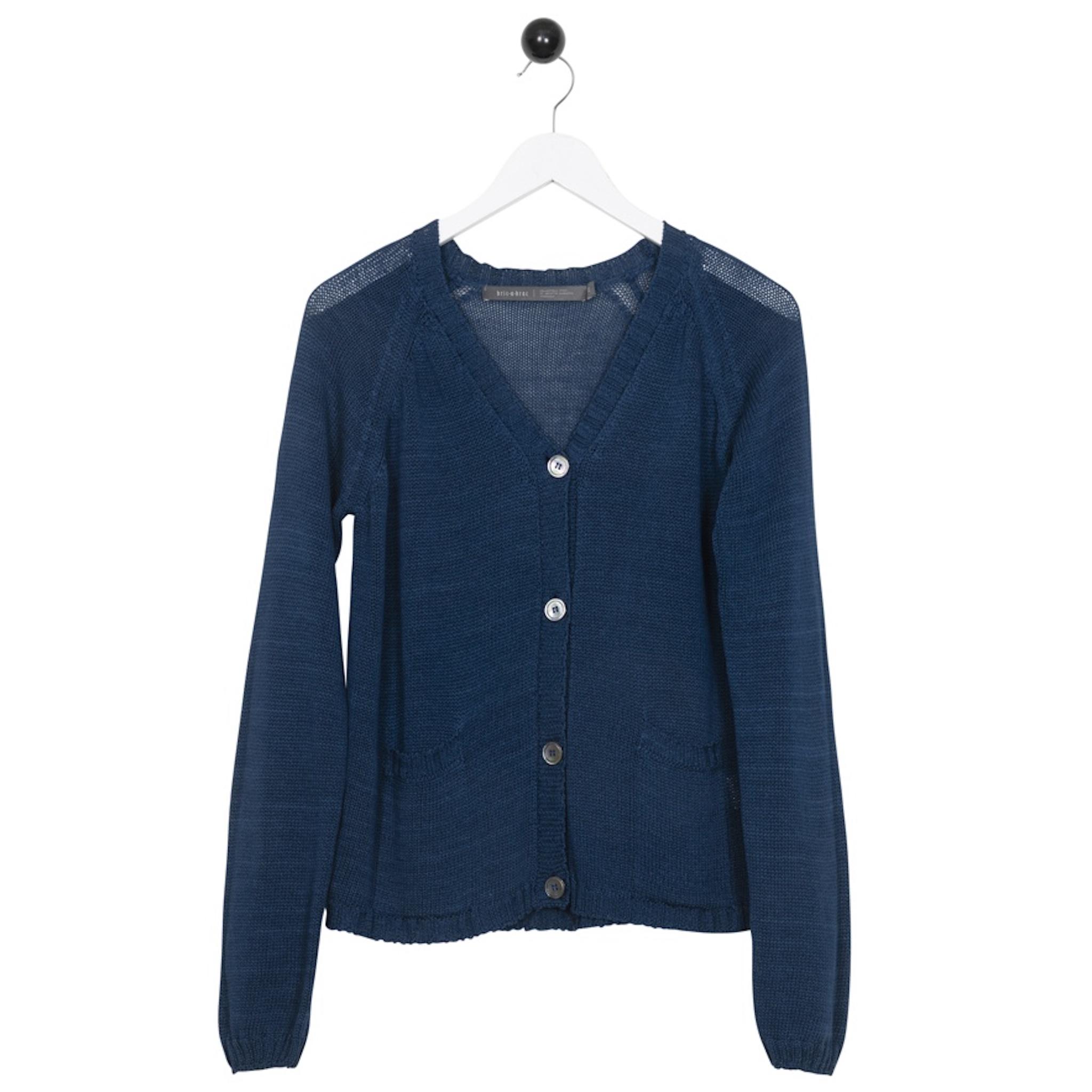 Bric a Brac - Antibes Cardigan - blue