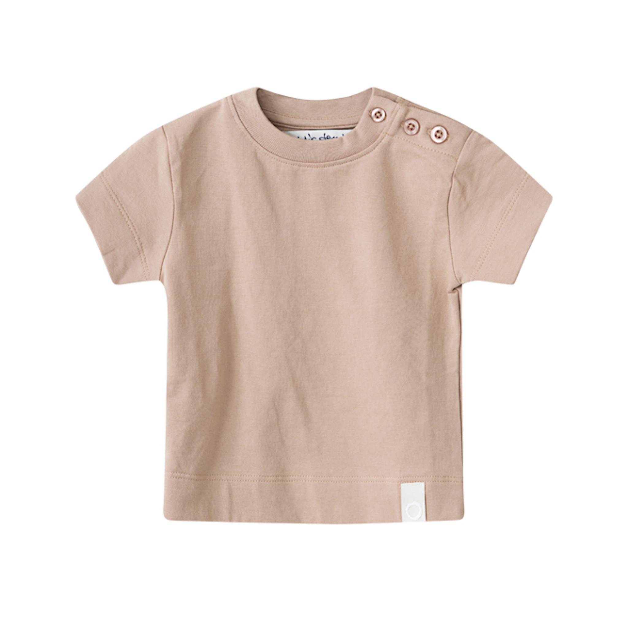 I dig denim - Rob Tee Organic - pink sand