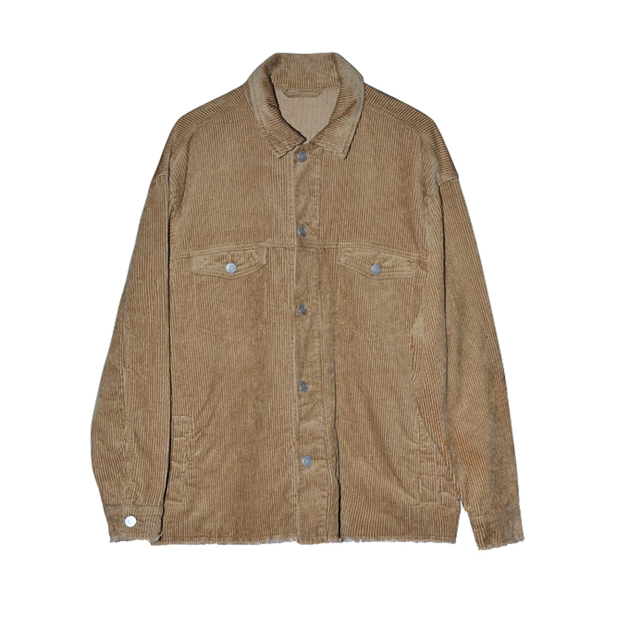 I dig denim - Wild Corduroy Shirt