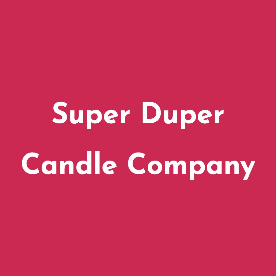 Super Duper Candle Company