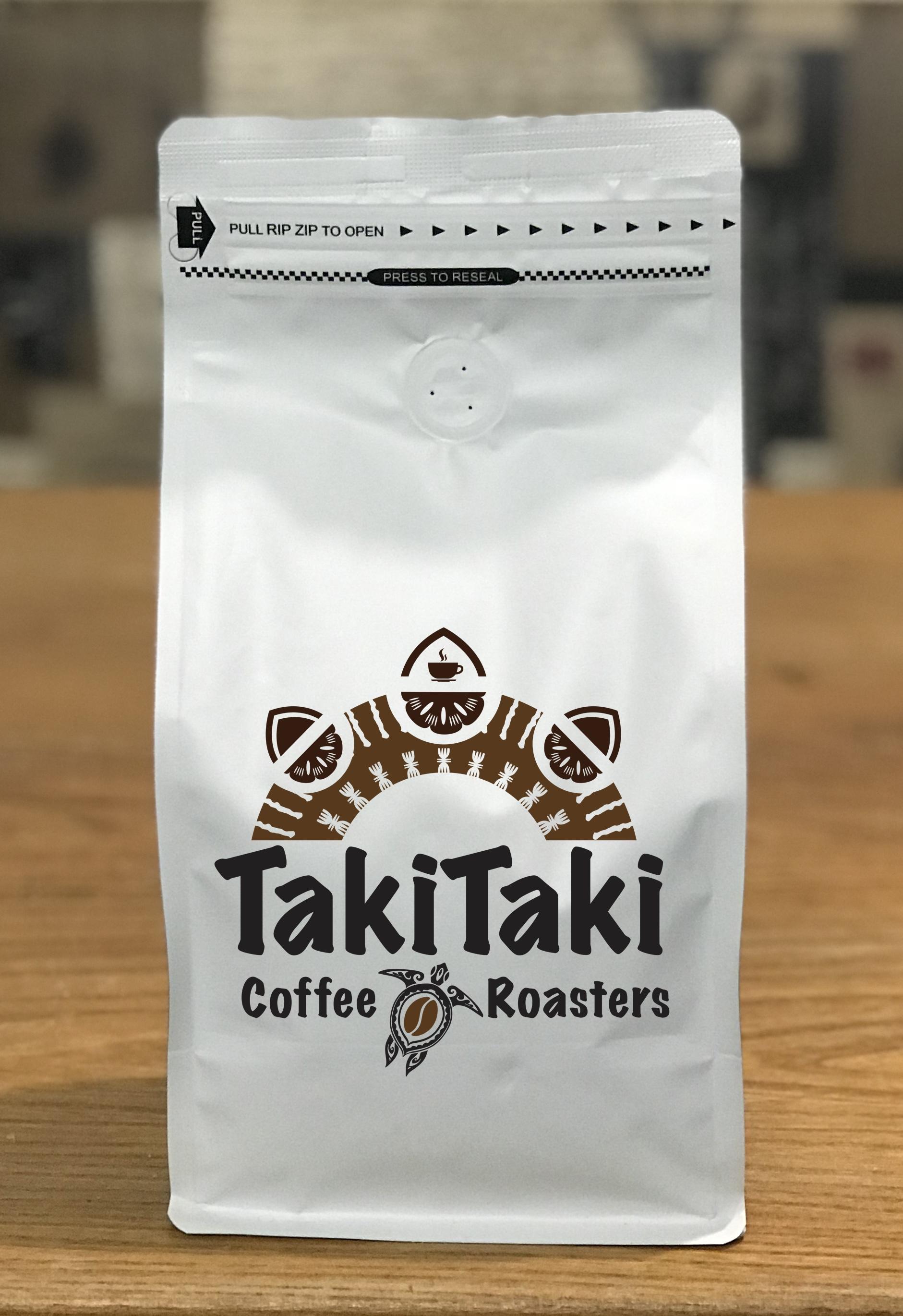 Kaukauwa - 100% Colombian Espresso -Beans 250g